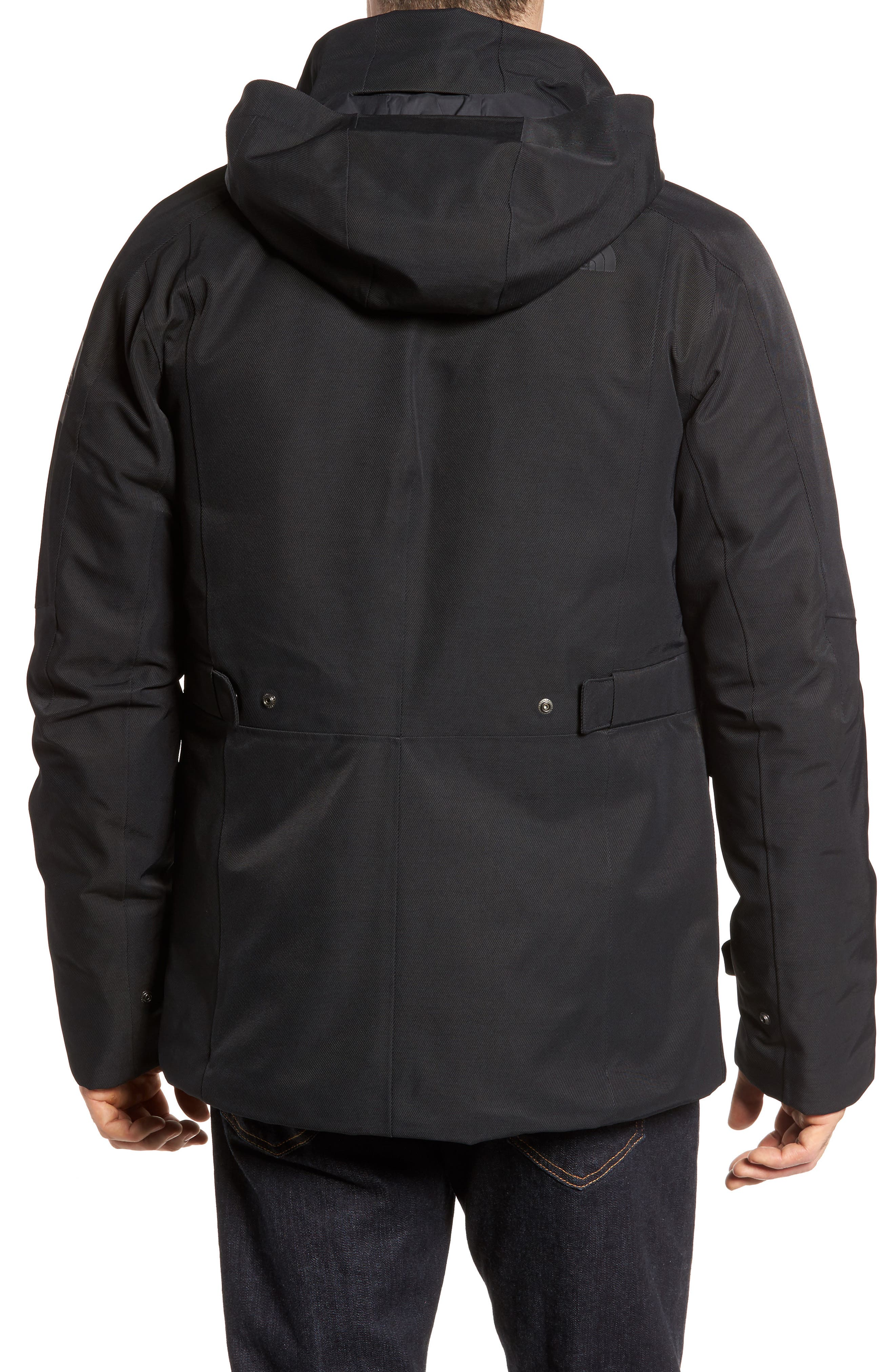 Cryos Waterproof Gore-Tex<sup>®</sup> PrimaLoft<sup>®</sup> Gold Insulated Jacket,                             Alternate thumbnail 2, color,                             Black