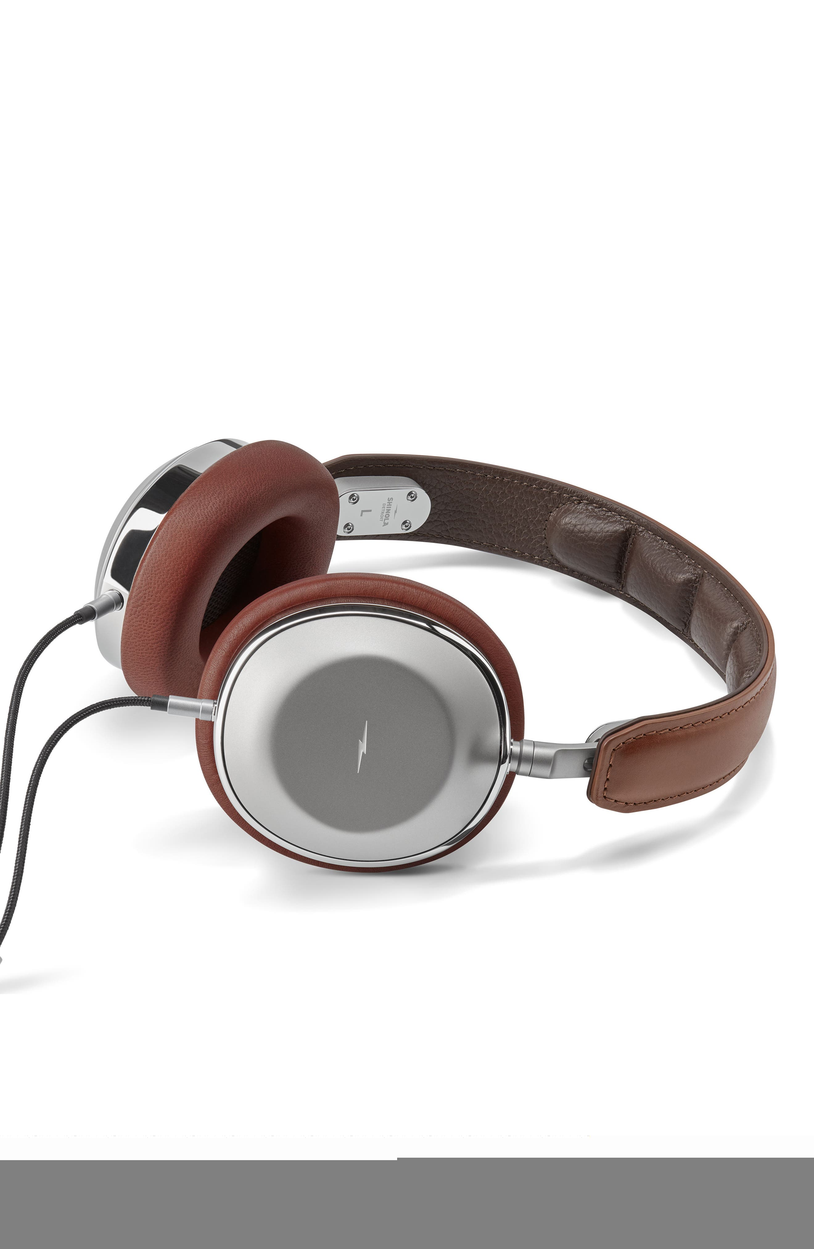 Alternate Image 2  - Shinola Canfield Over-Ear Headphones