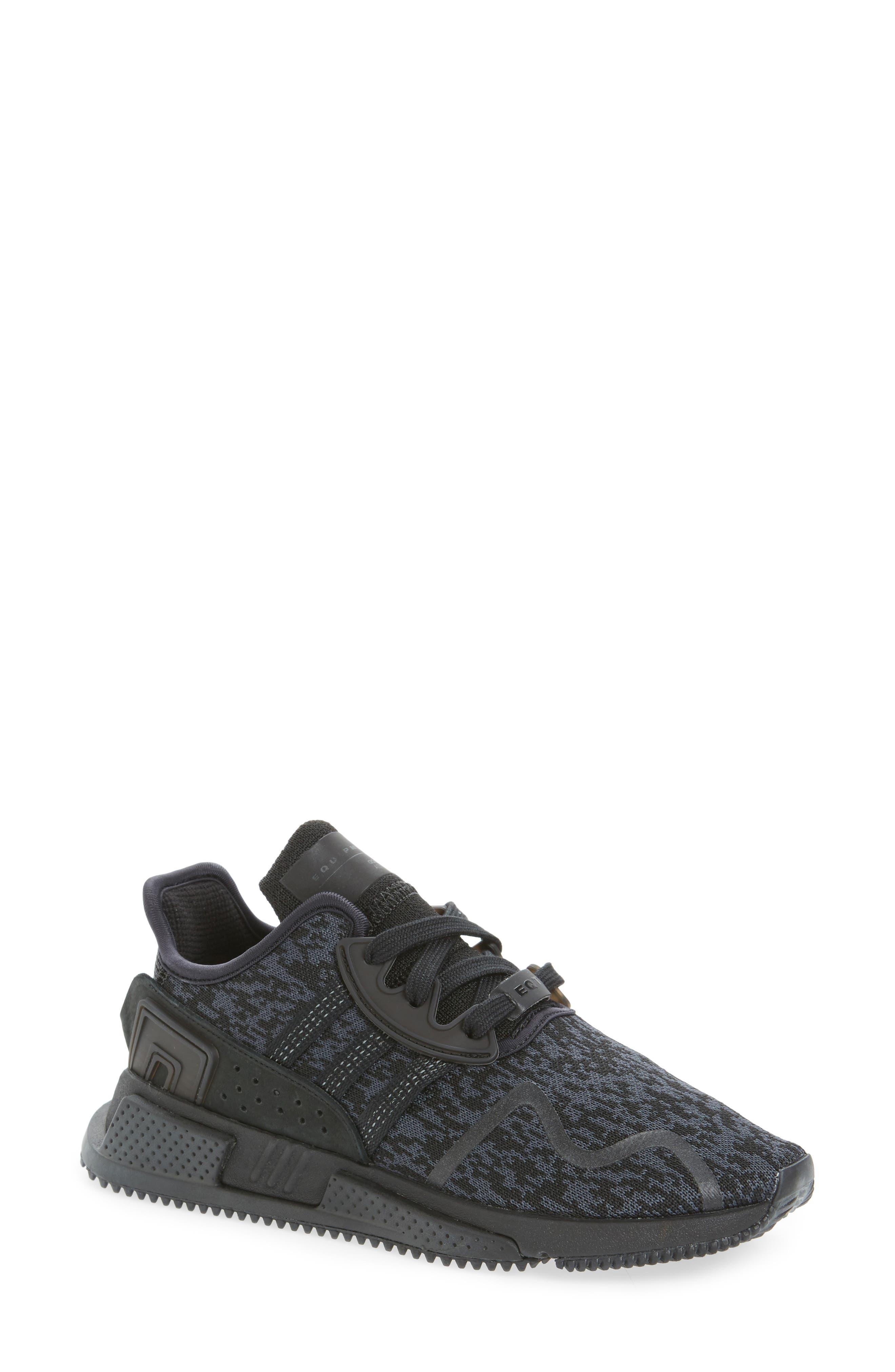 EQT Cushion ADV Sneaker,                         Main,                         color, Core Black/ Core Black/ White