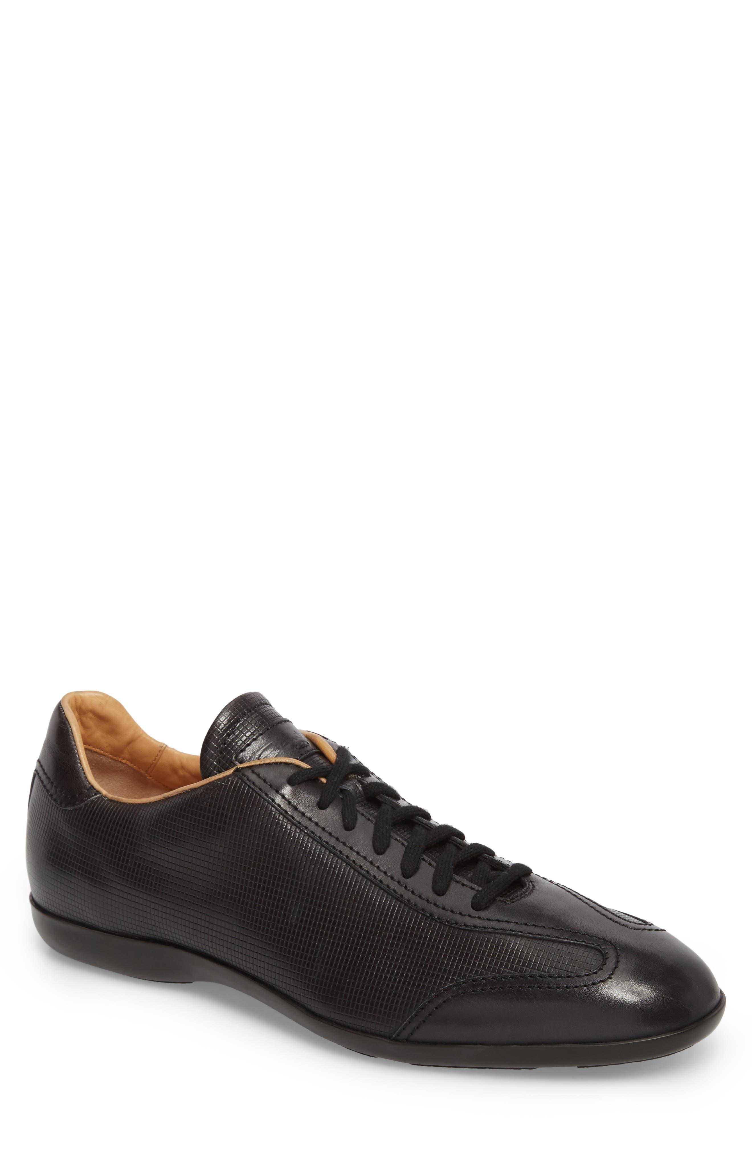 'Cortez' Sneaker,                         Main,                         color, Brown Leather