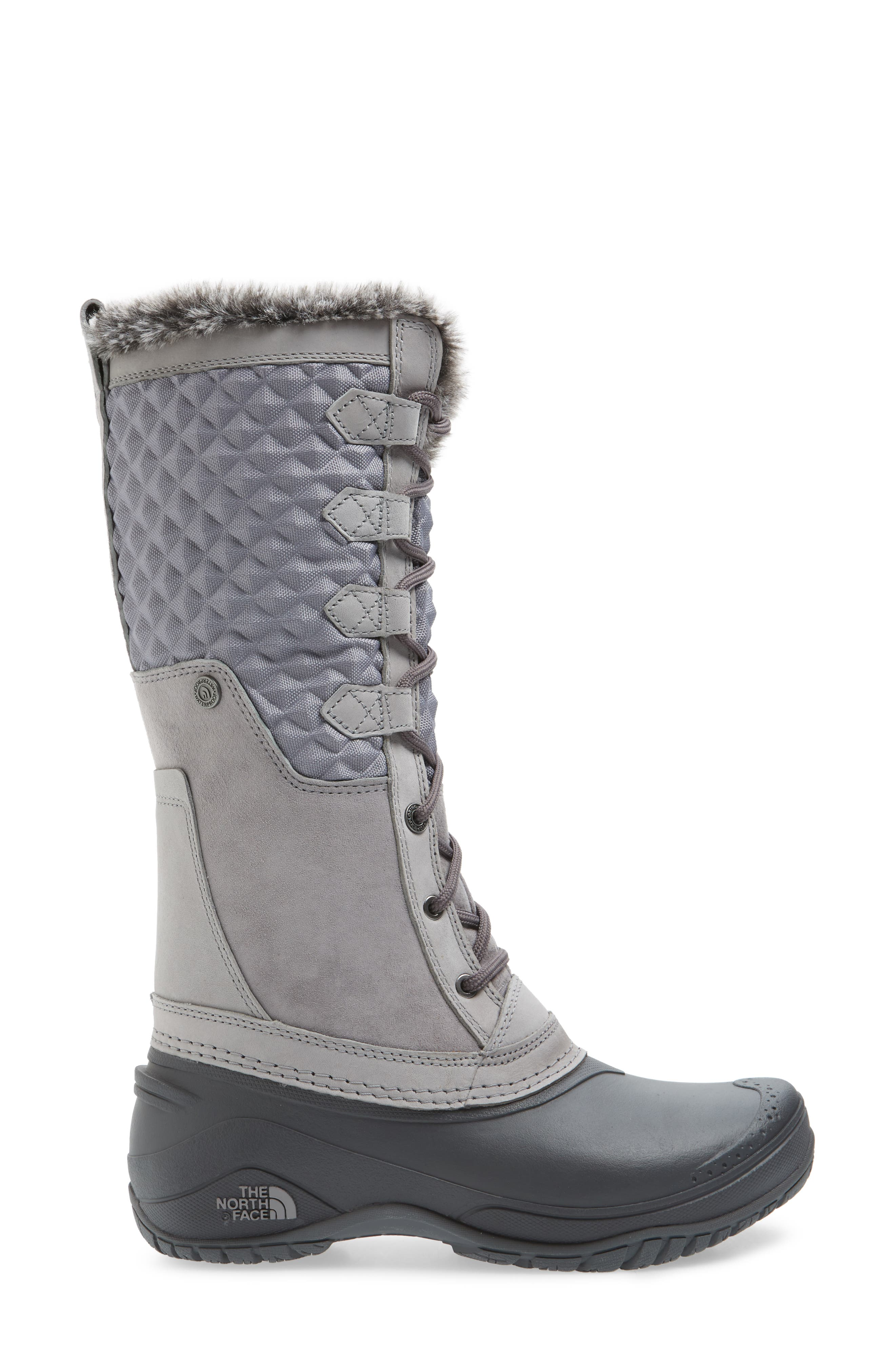 Alternate Image 3  - The North Face Shellista III Tall Waterproof Insulated Winter Boot (Women)