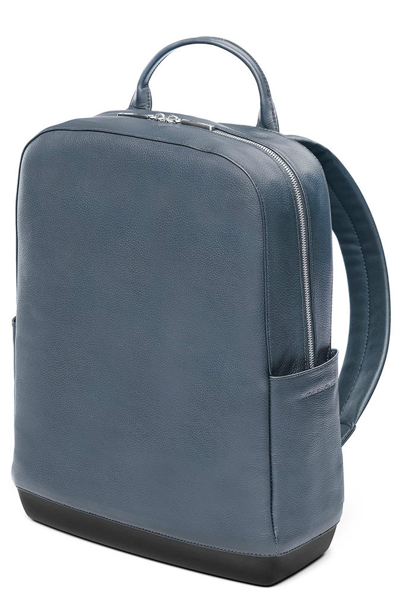 Moleskine Classic Leather Backpack