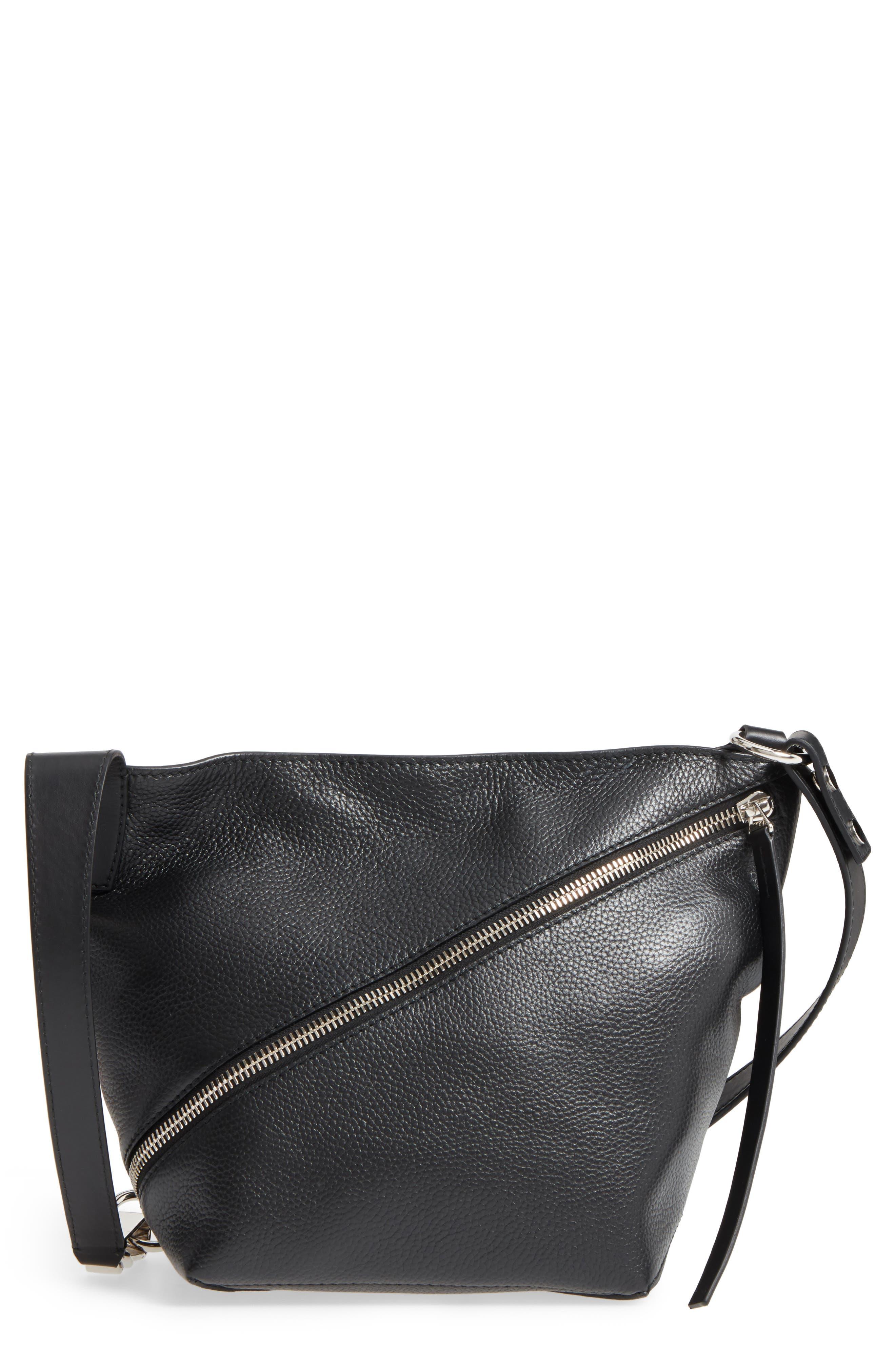 Proenza Schouler Small Leather Hobo Bag