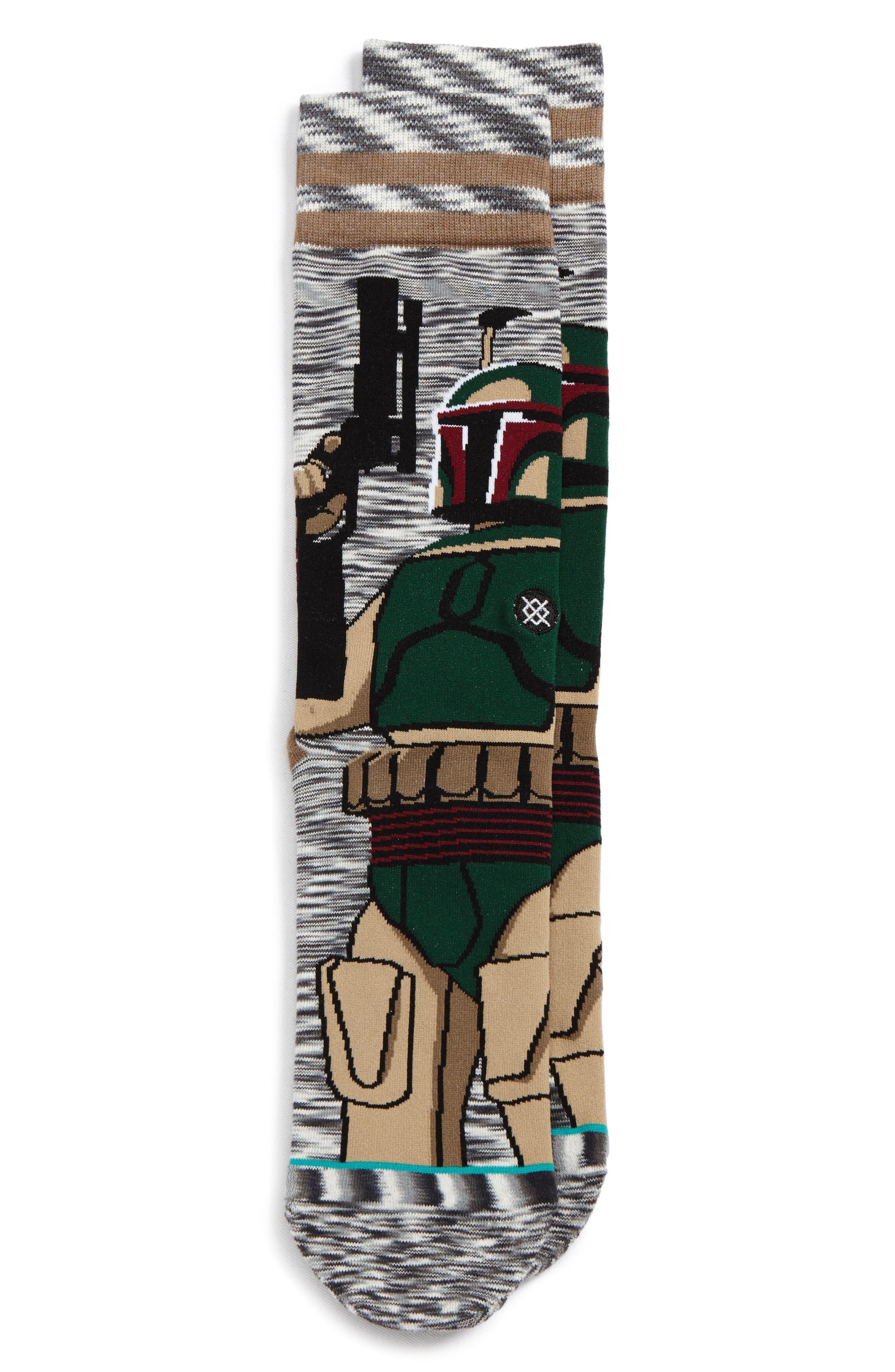 Star Wars<sup>™</sup> – Bounty Hunter,                             Main thumbnail 1, color,                             Grey