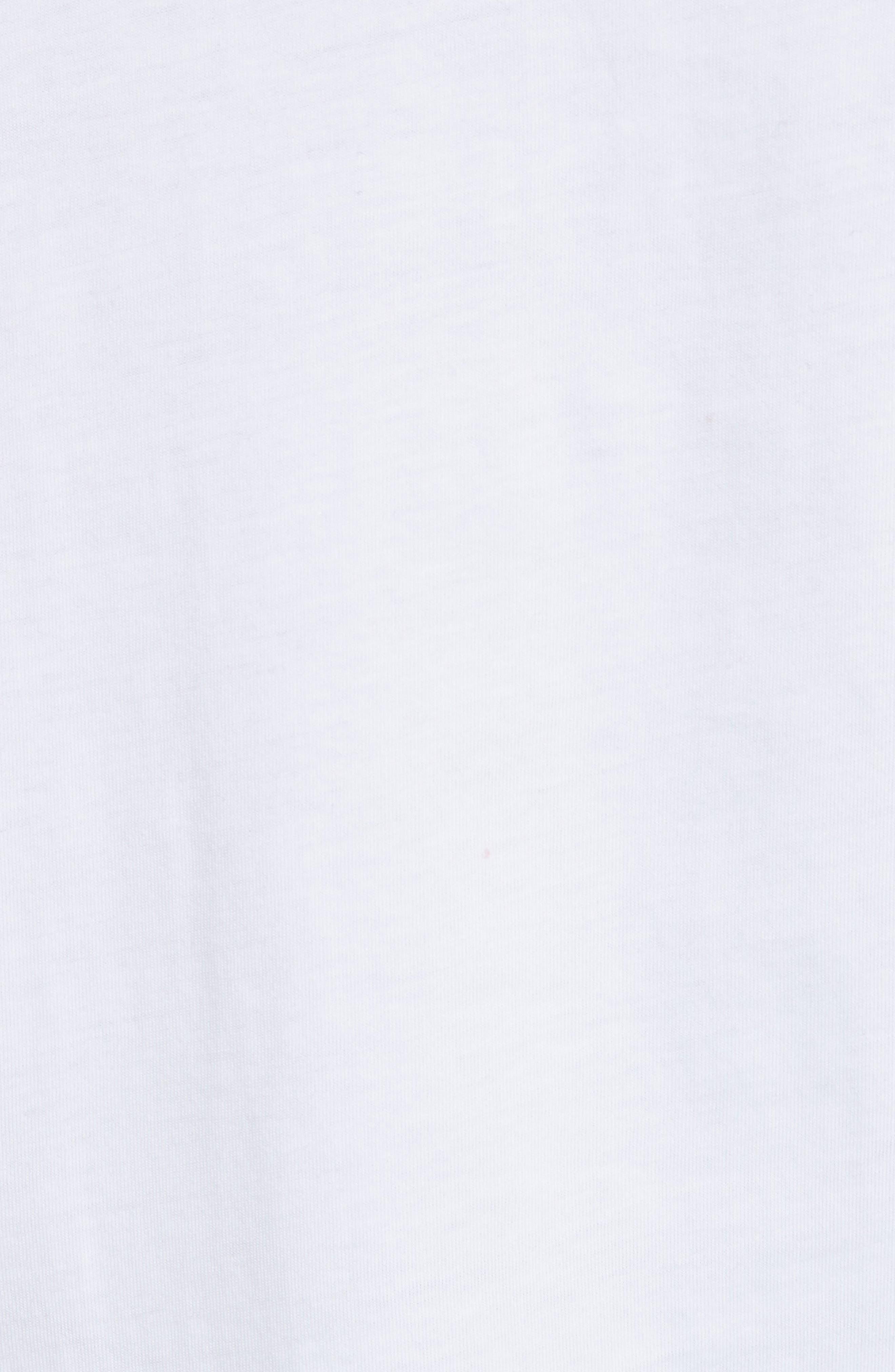 Alternate Image 5  - Helmut Lang Oversize T-Shirt