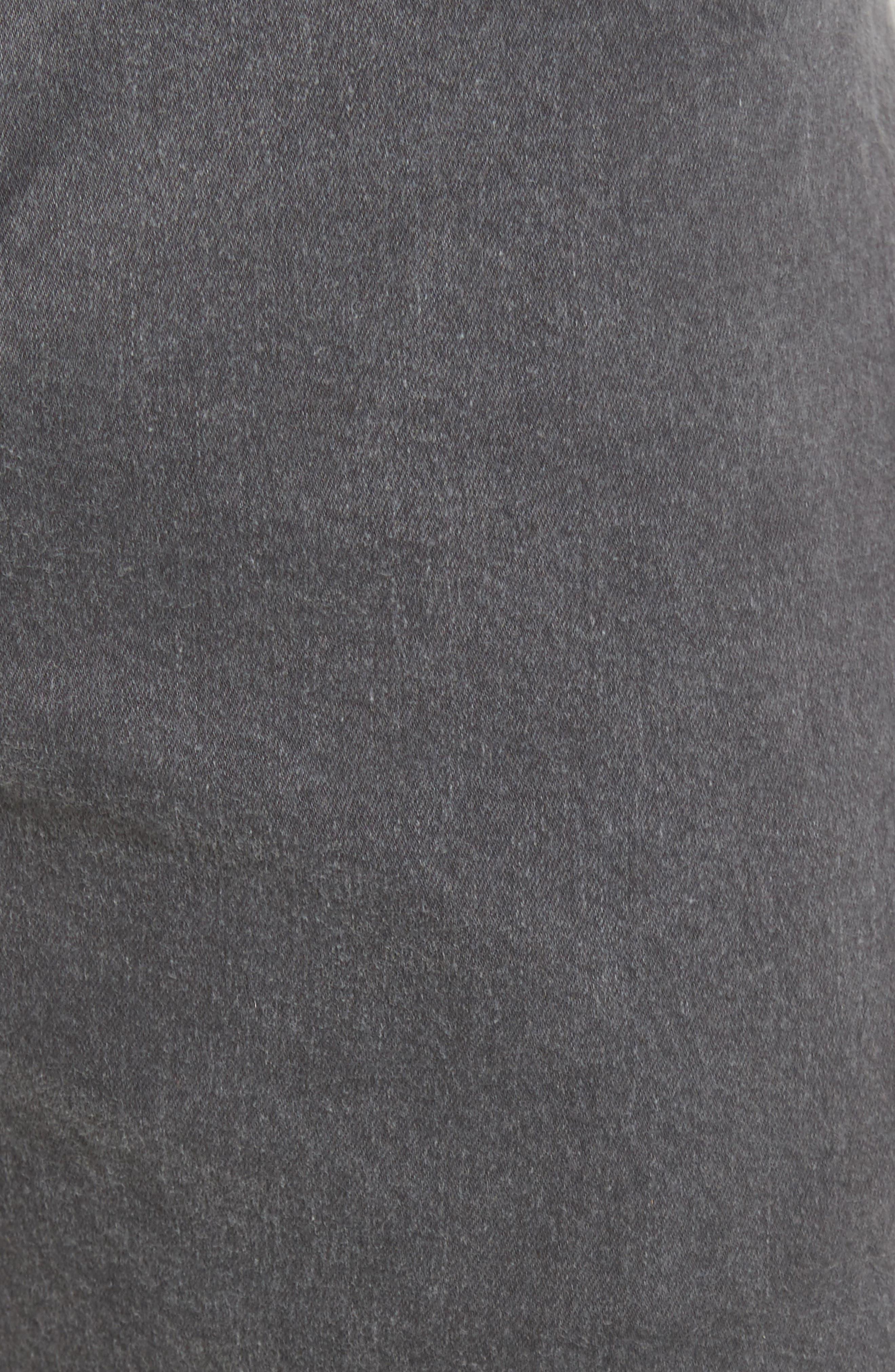 Alternate Image 5  - Billy Reid Slim Fit Selvedge Jeans