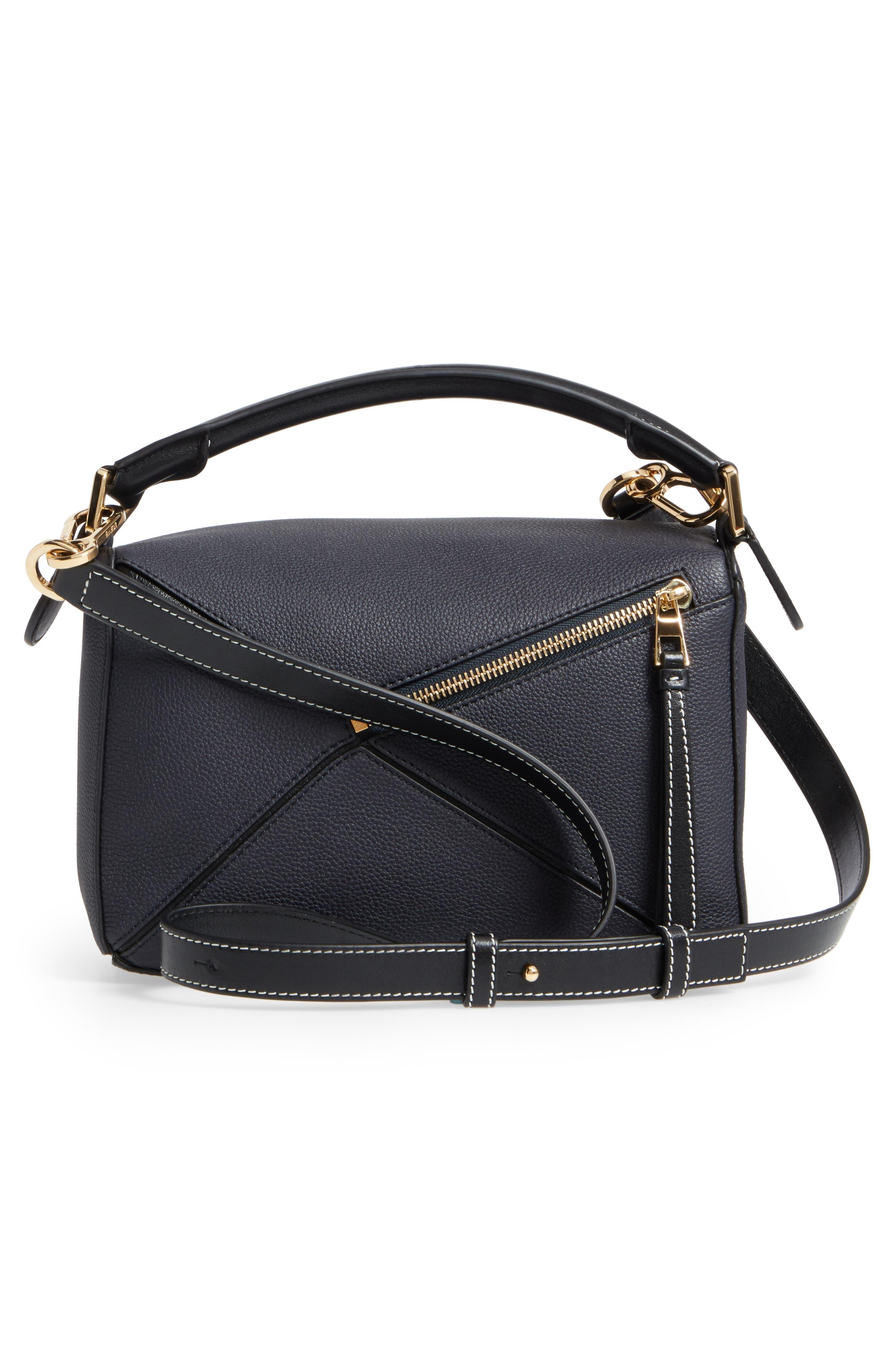 Alternate Image 3  - Loewe Small Puzzle Leather Bag
