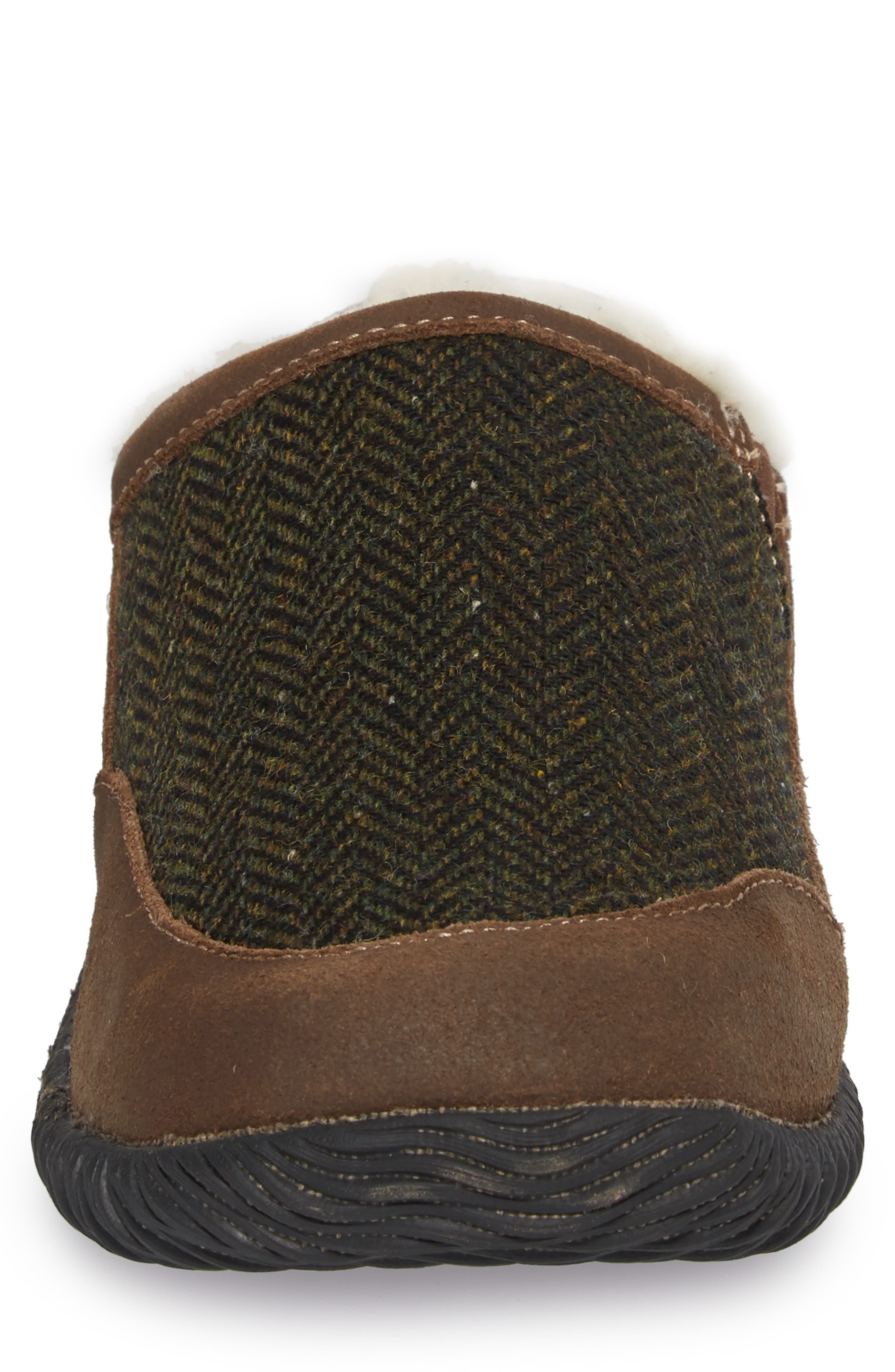 Alternate Image 4  - Acorn 'Rambler' Mule Slipper (Men)
