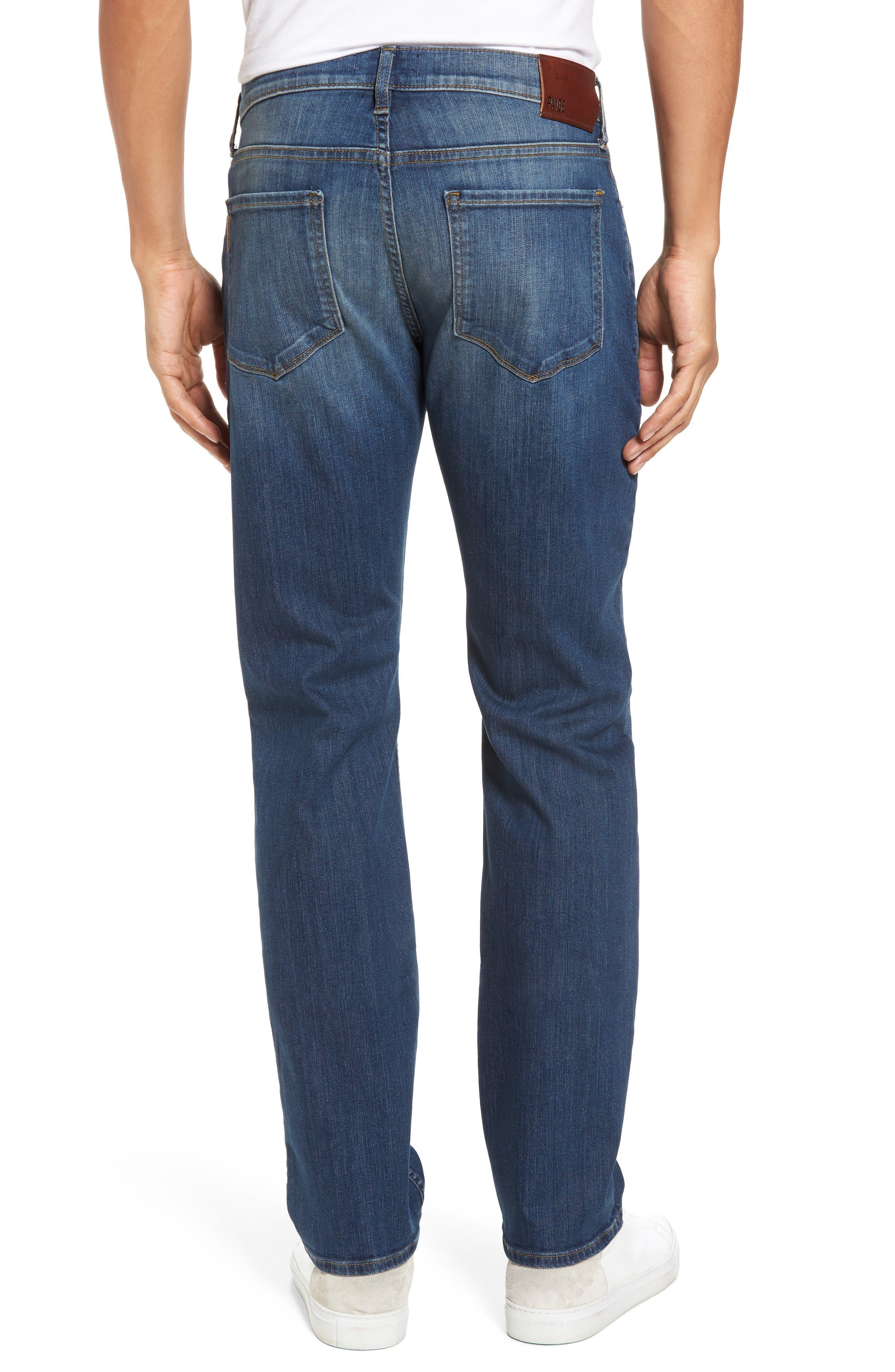 Legacy - Normandie Straight Leg Jeans,                             Alternate thumbnail 2, color,                             Harlan