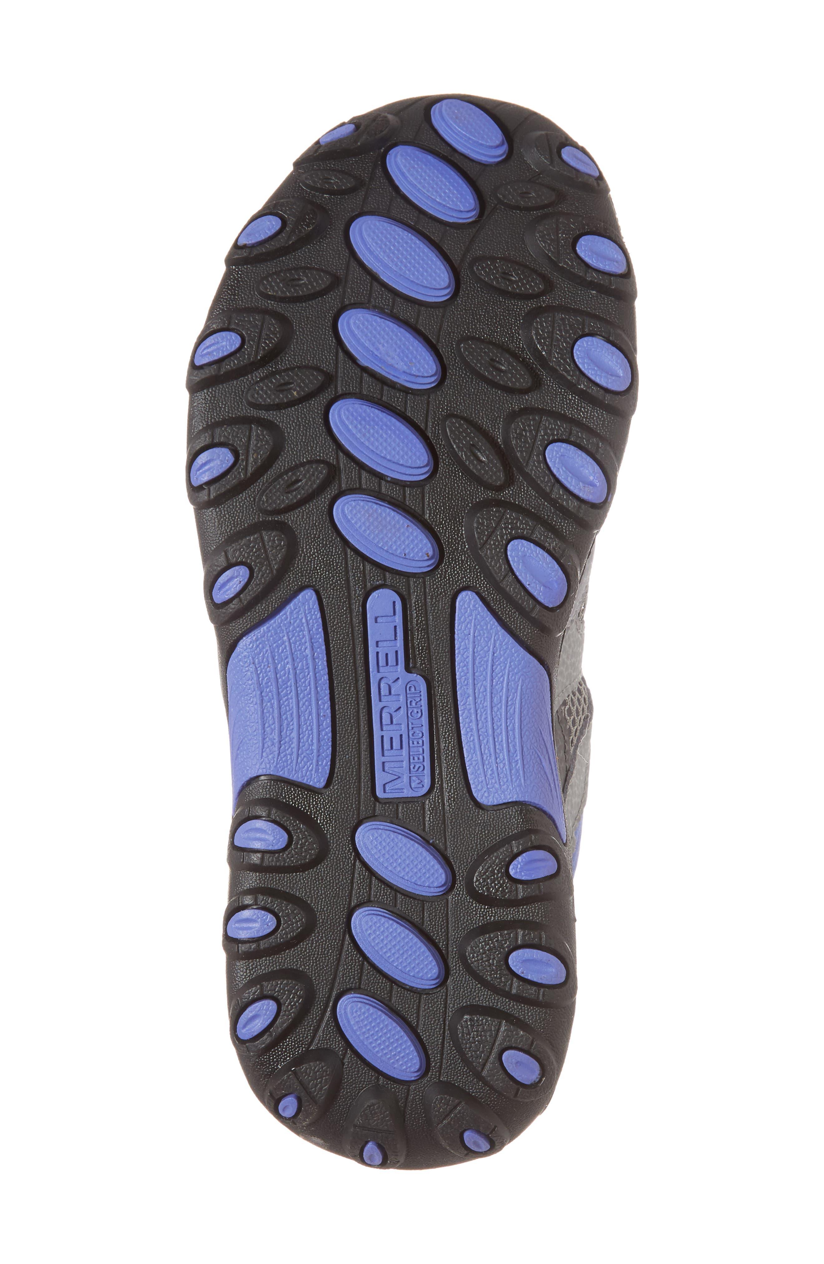 Alternate Image 6  - Merrell Trail Chaser Sneaker (Toddler, Little Kid & Big Kid)