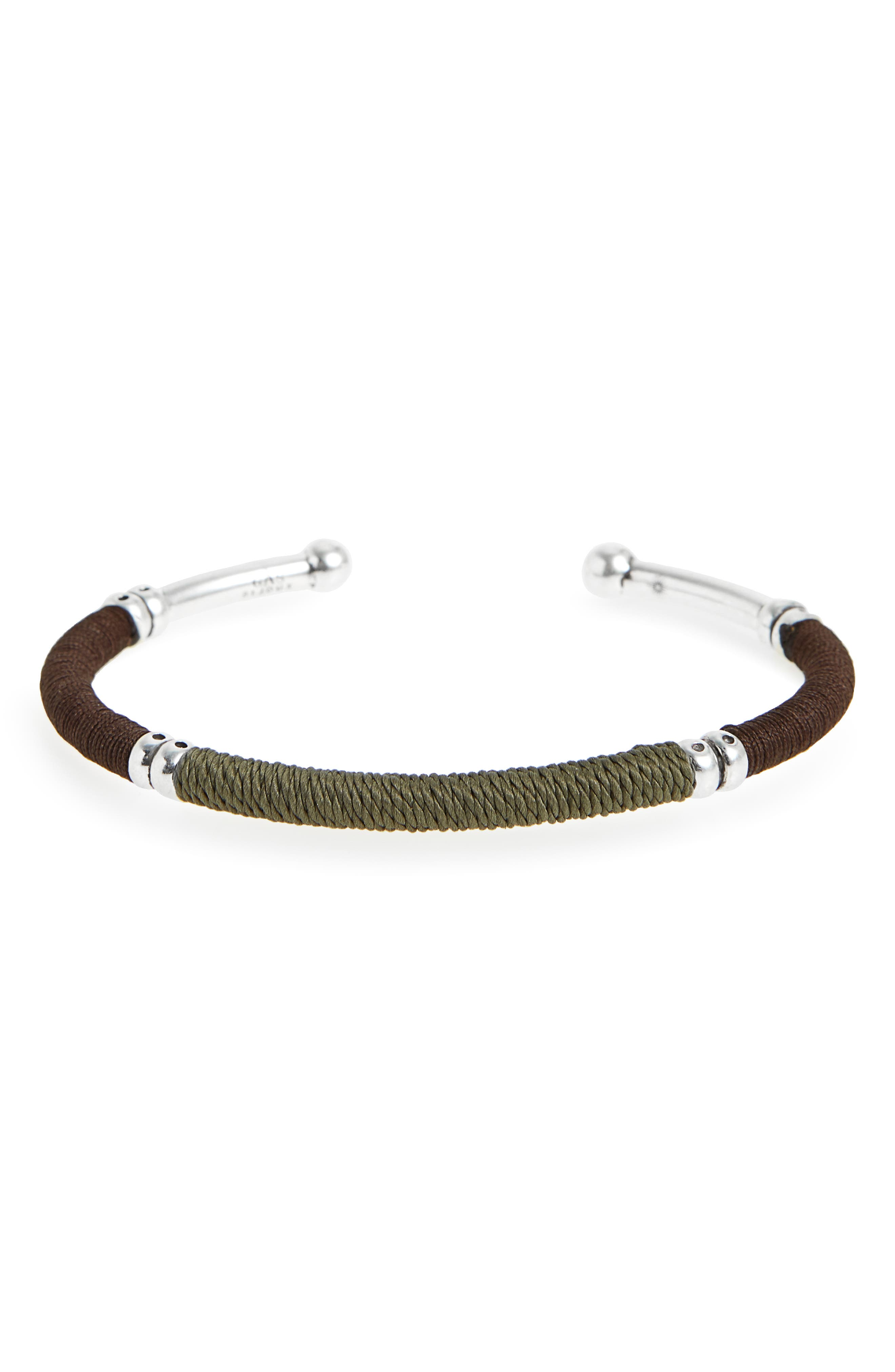 Alternate Image 1 Selected - Gas Bijoux Zanzibar Cuff Bracelet