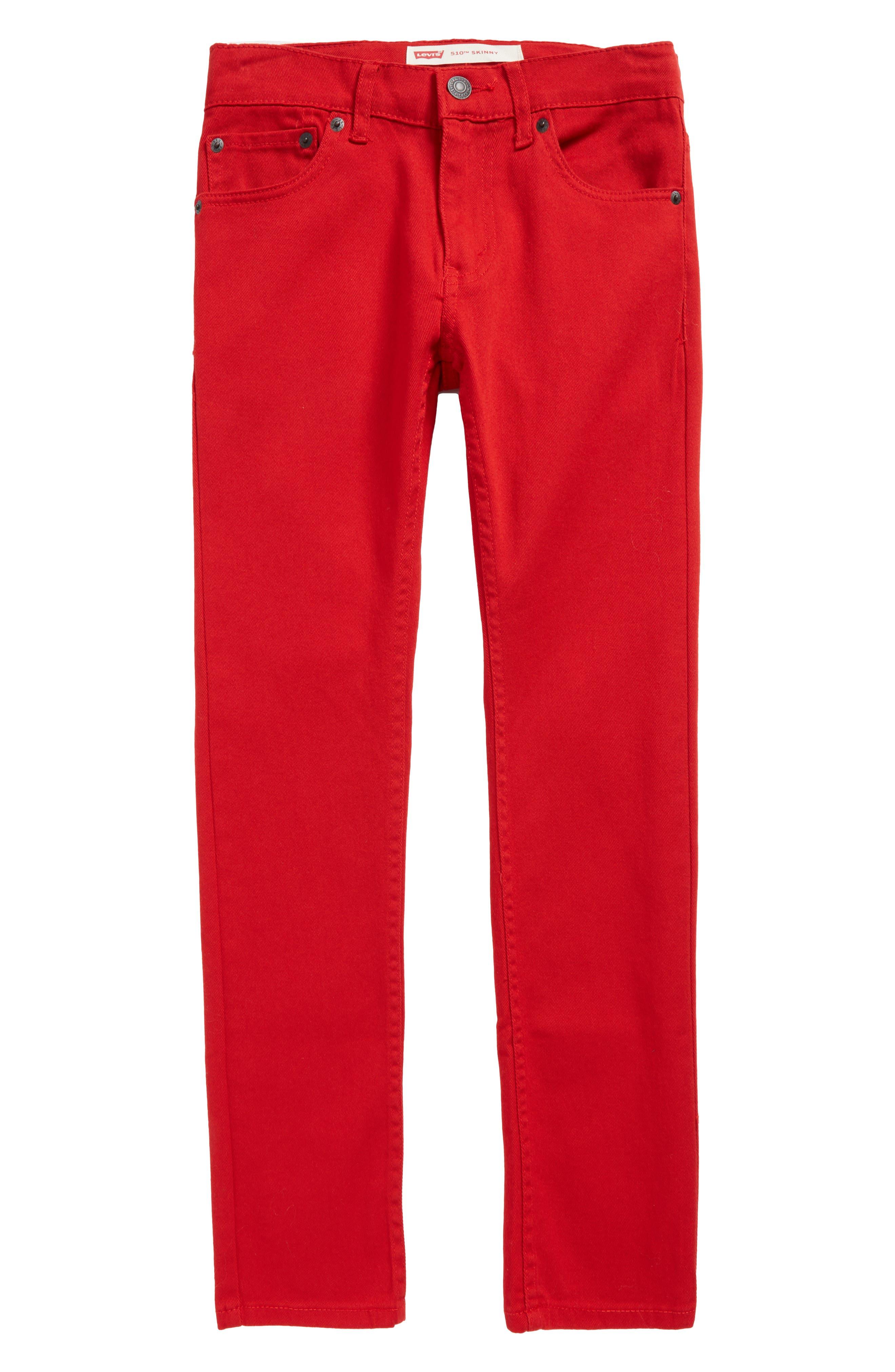 Levi's® 510™ Skinny Fit Jeans (Big Boys)