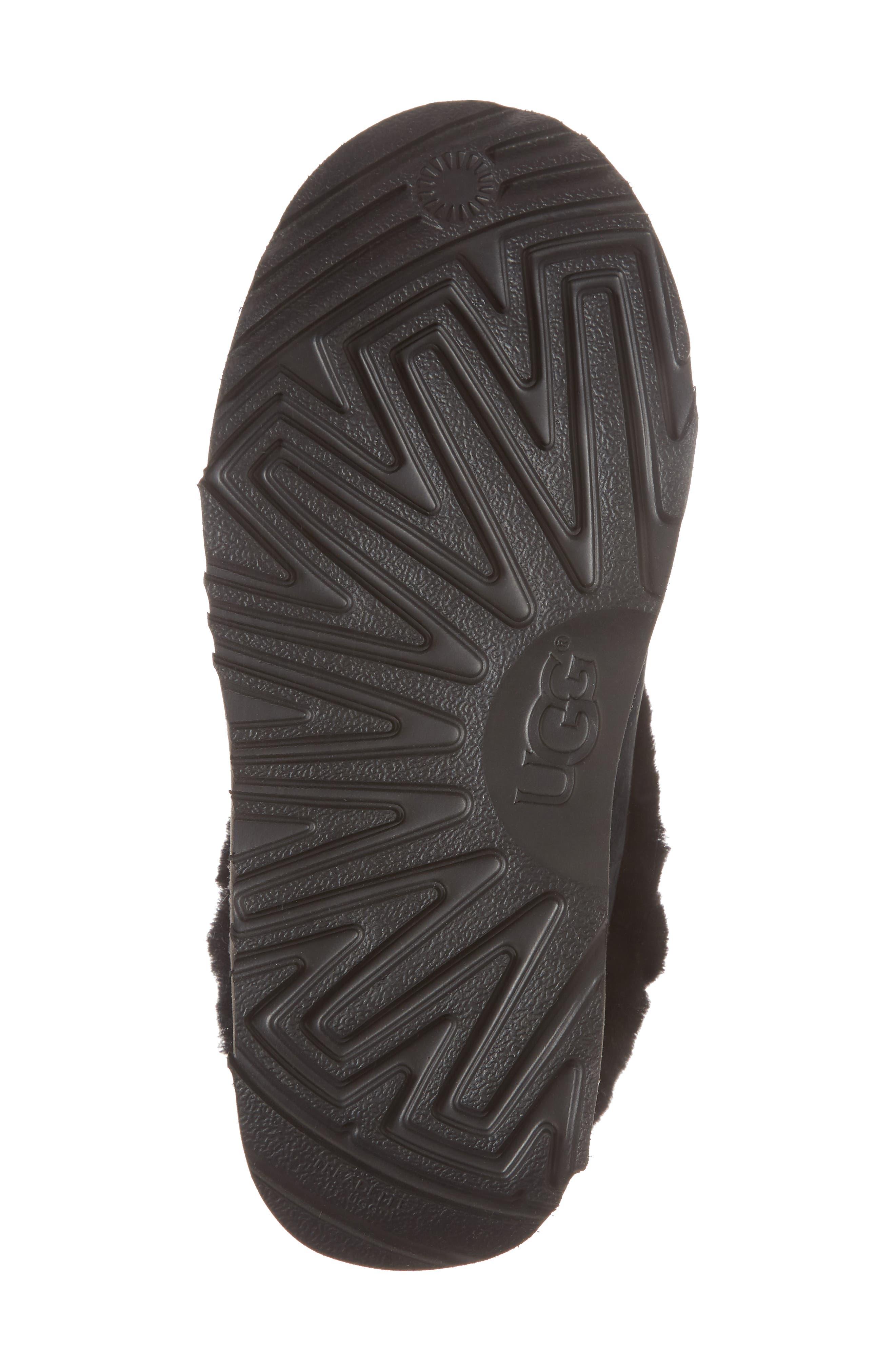 Hadley II Waterproof Boot,                             Alternate thumbnail 6, color,                             Black