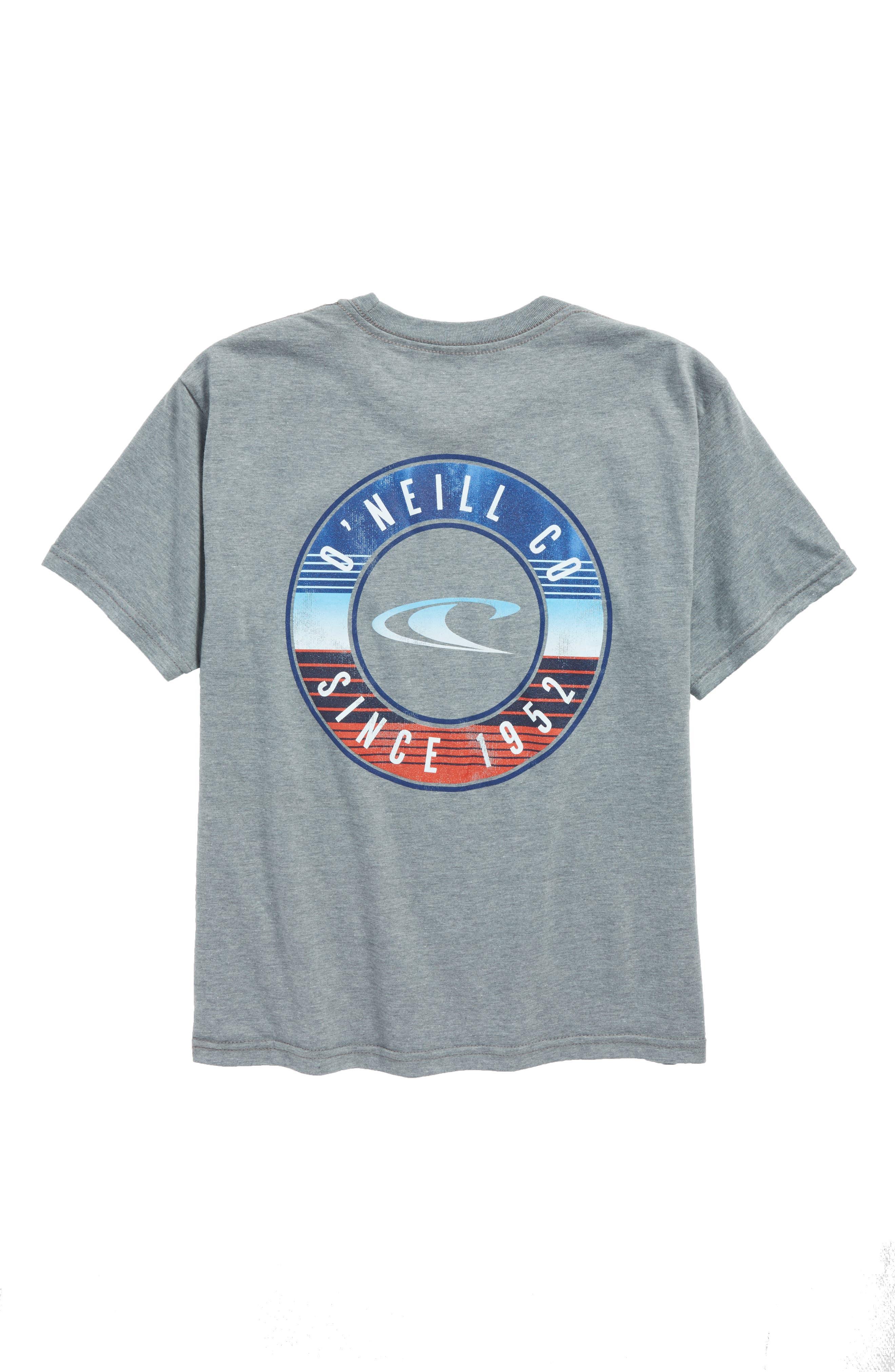 Supply Graphic T-Shirt,                             Alternate thumbnail 2, color,                             Medium Heather Grey