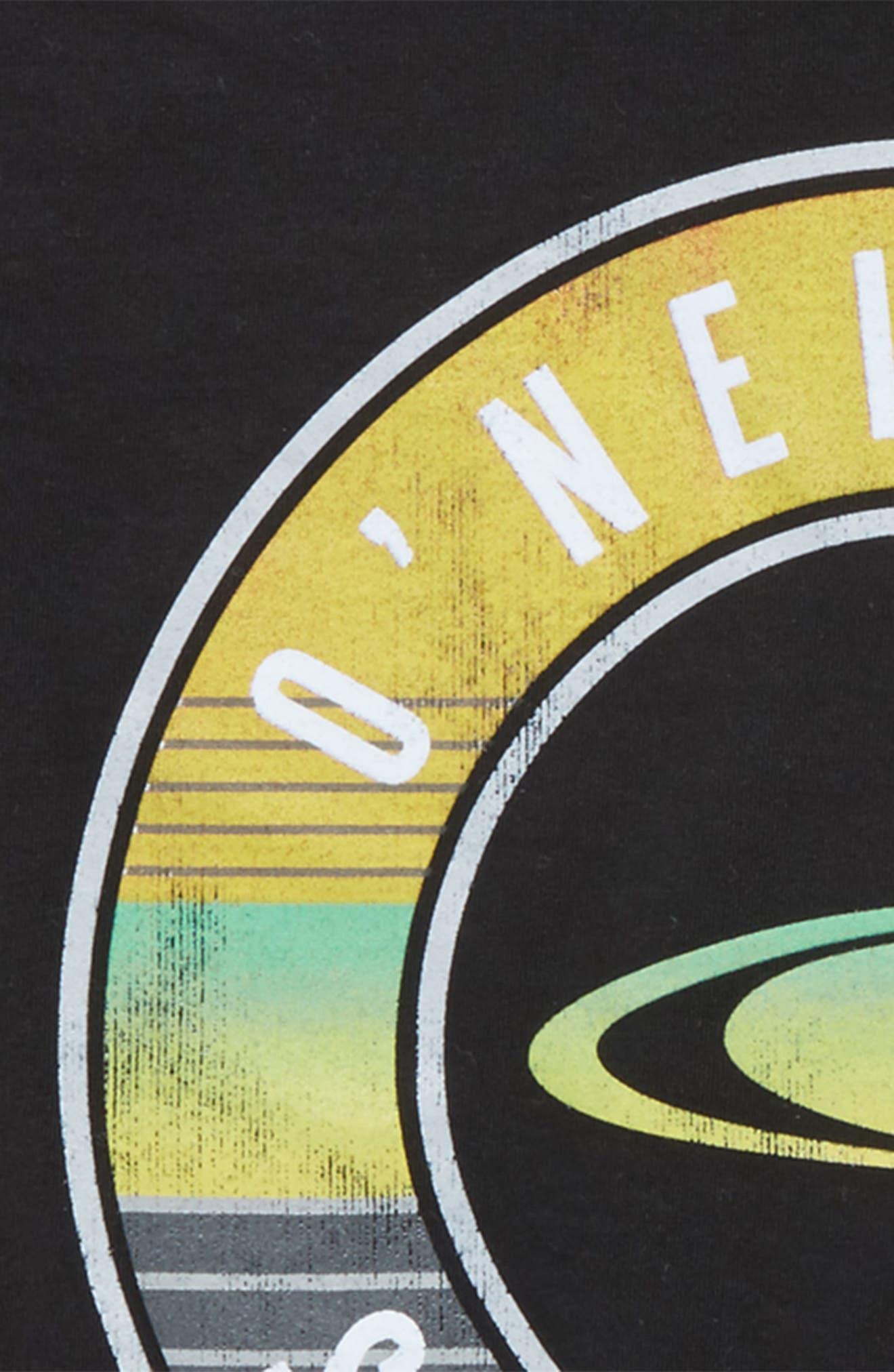 Alternate Image 3  - O'Neill Supply Graphic T-Shirt (Big Boys)