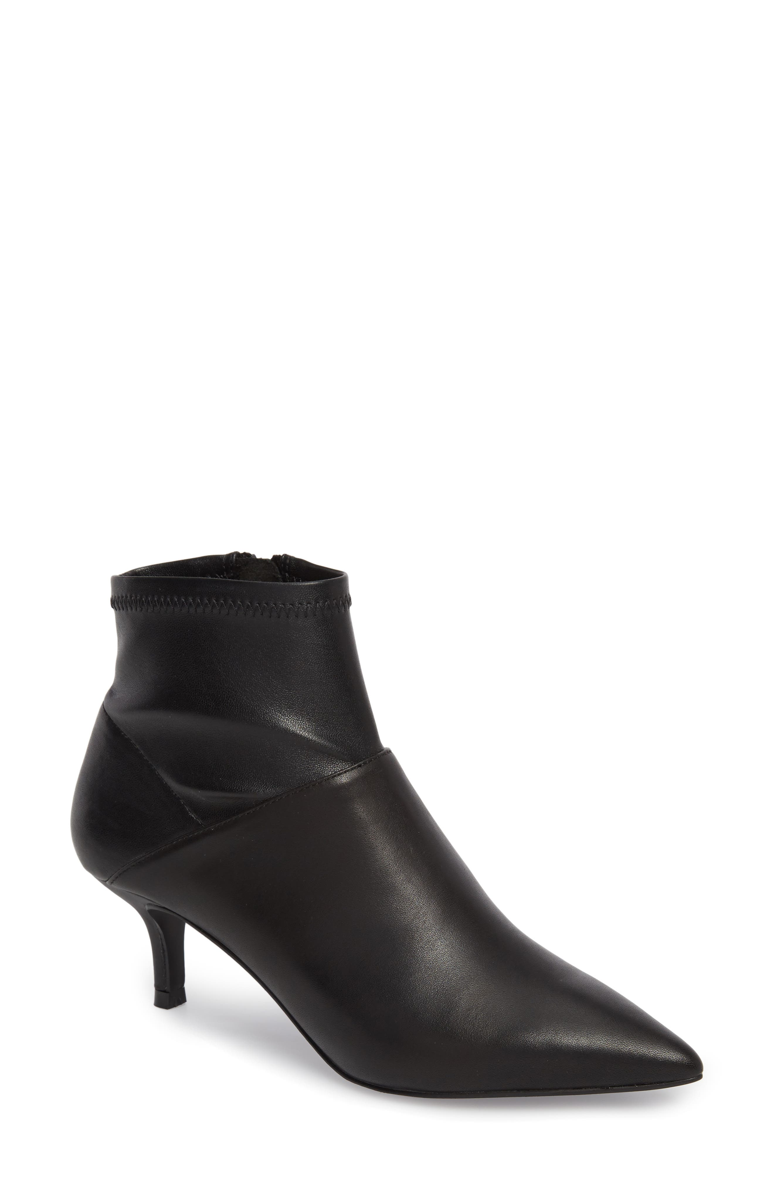 Women's Black Kitten Heel Boots, Boots for Women | Nordstrom