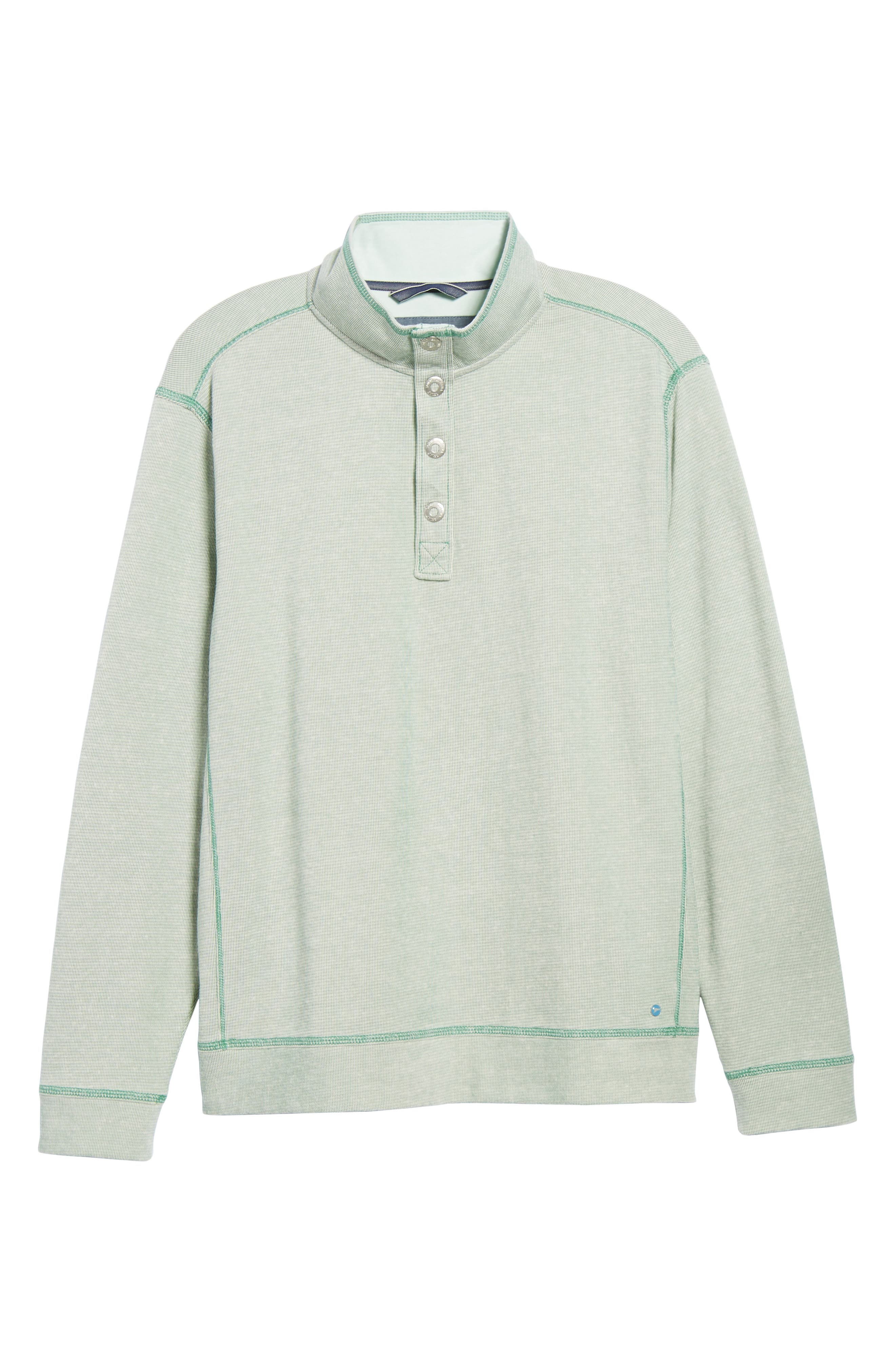 Alternate Image 1 Selected - Tommy Bahama Ocean Mist Quarter-Snap Pullover