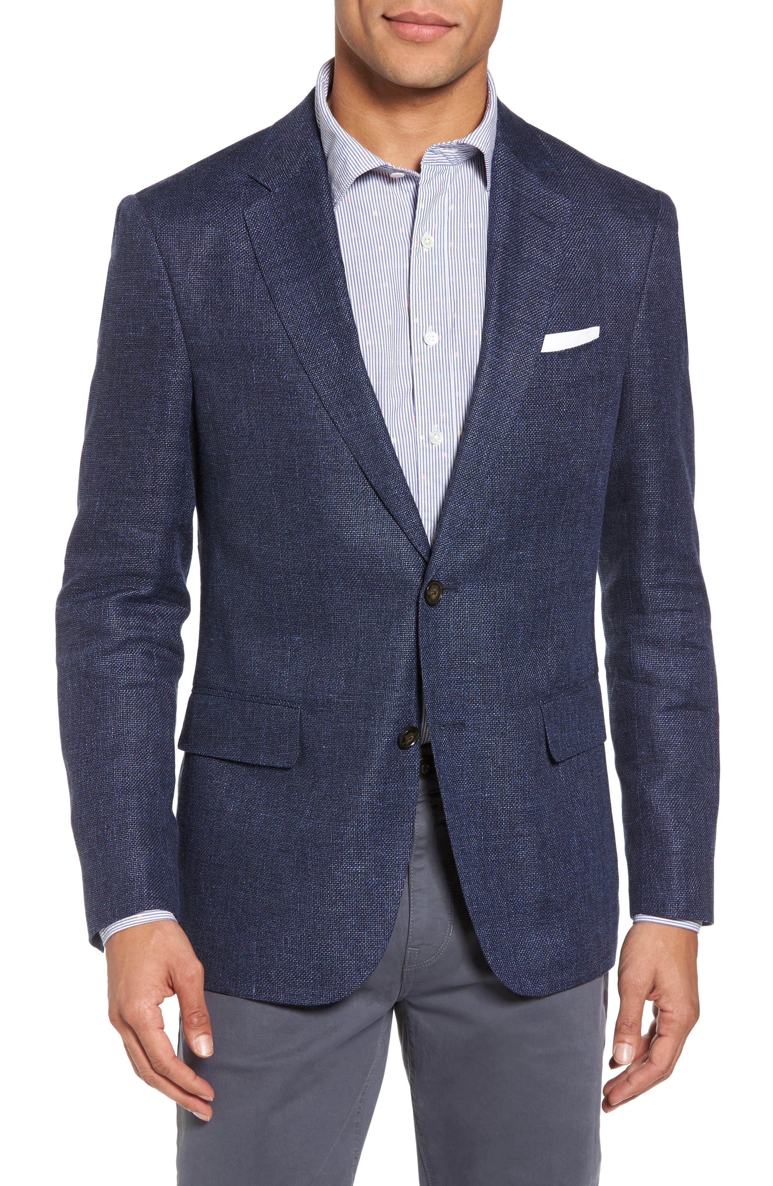Rodd & Gunn Fox Peak Linen & Wool Sport Coat
