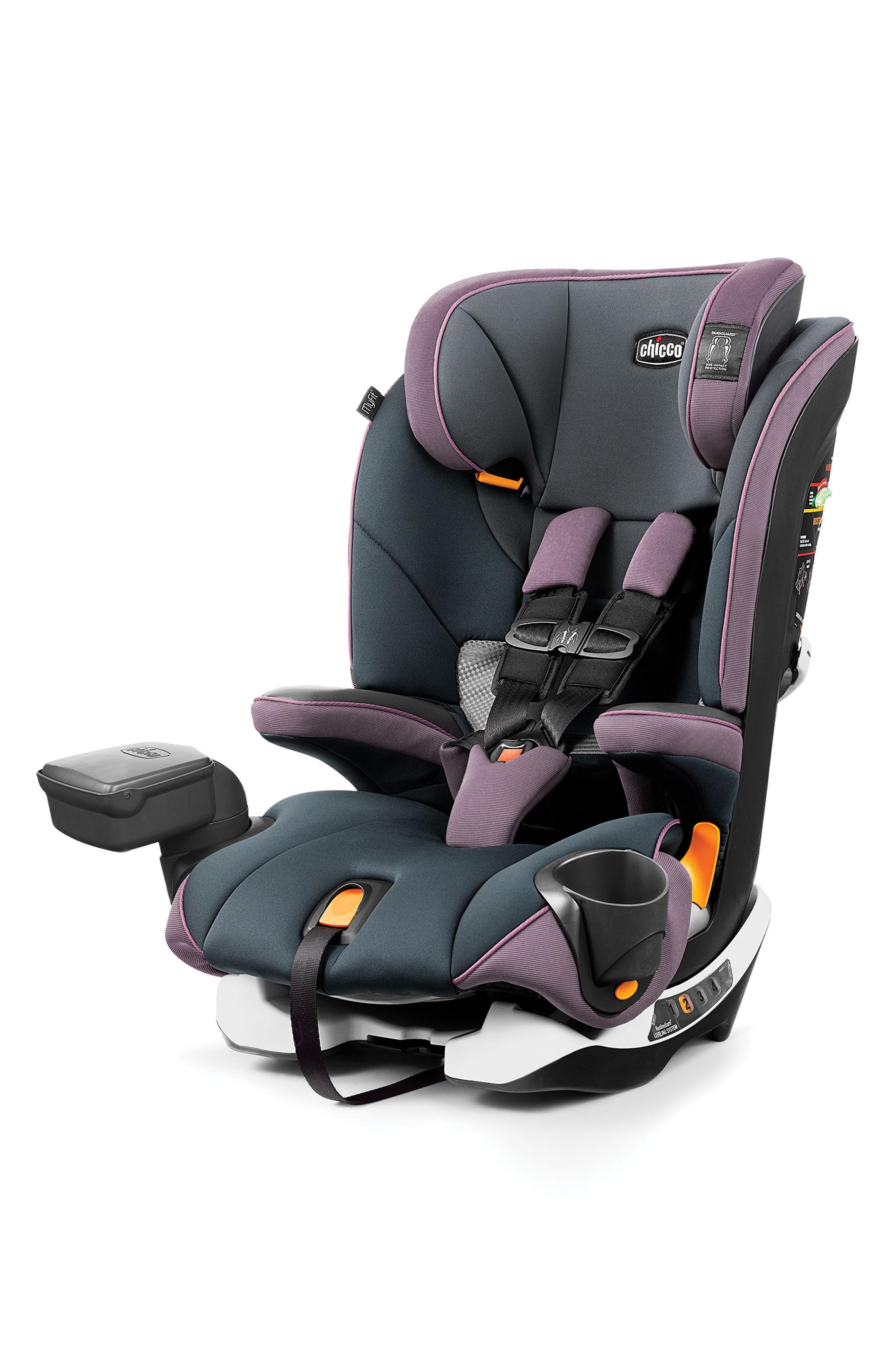 MyFit LE Convertible Harness + Booster Car Seat,                             Main thumbnail 1, color,                             Starlet