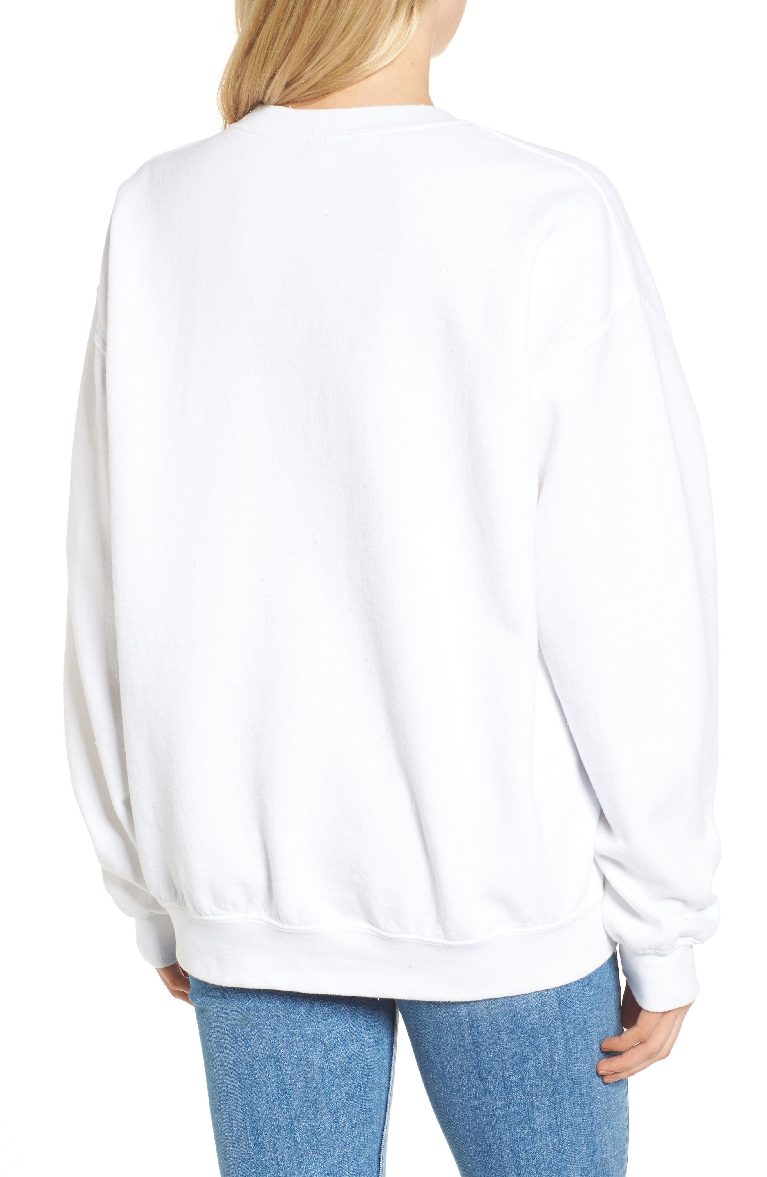 Alternate Image 2  - Junk Food Miami Sweatshirt
