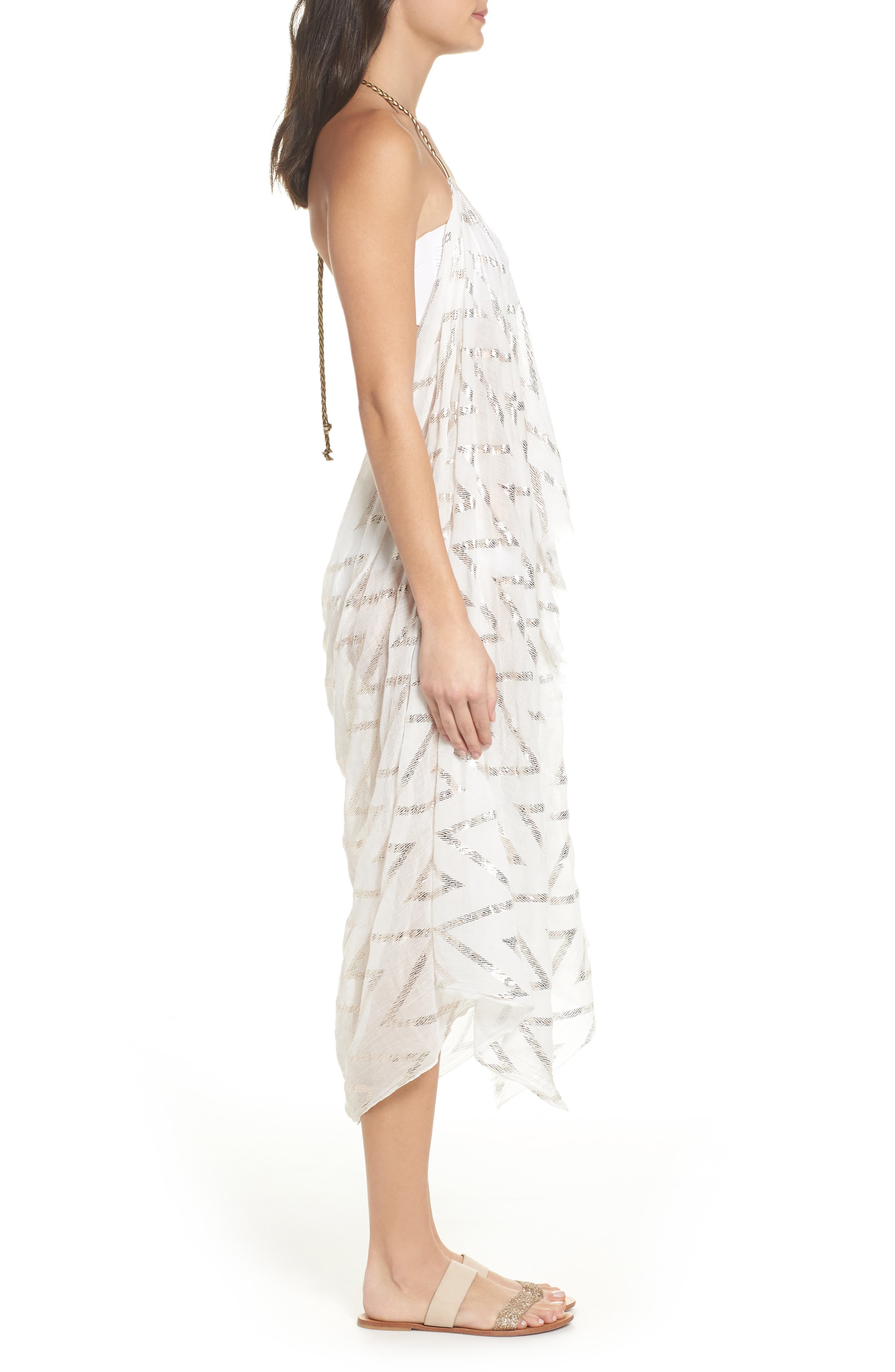 Alternate Image 3  - Pool to Party Beach to Street Cover-Up Maxi Dress