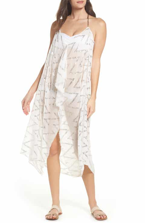 Pool to Party Beach to Street Cover-Up Maxi Dress