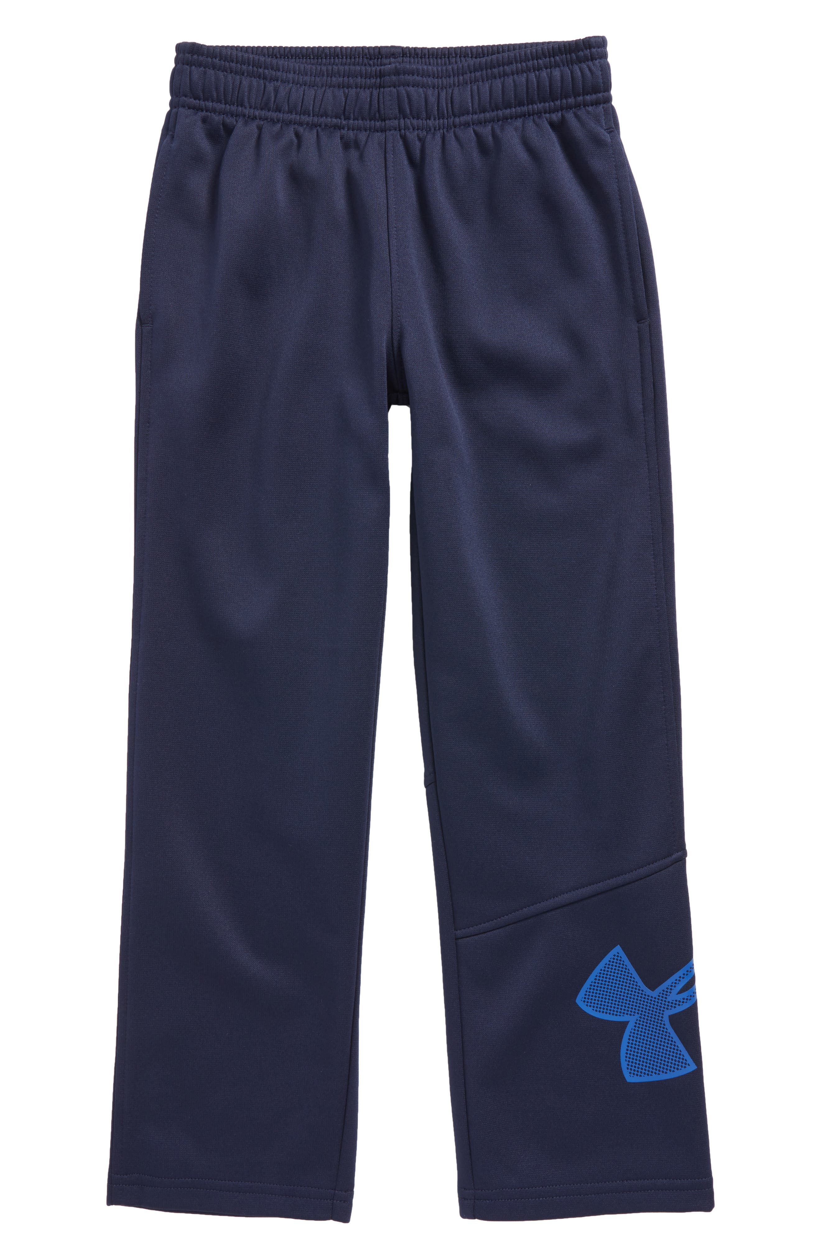Under Armour Big Logo Fleece Pants (Toddler Boys & Little Boys)