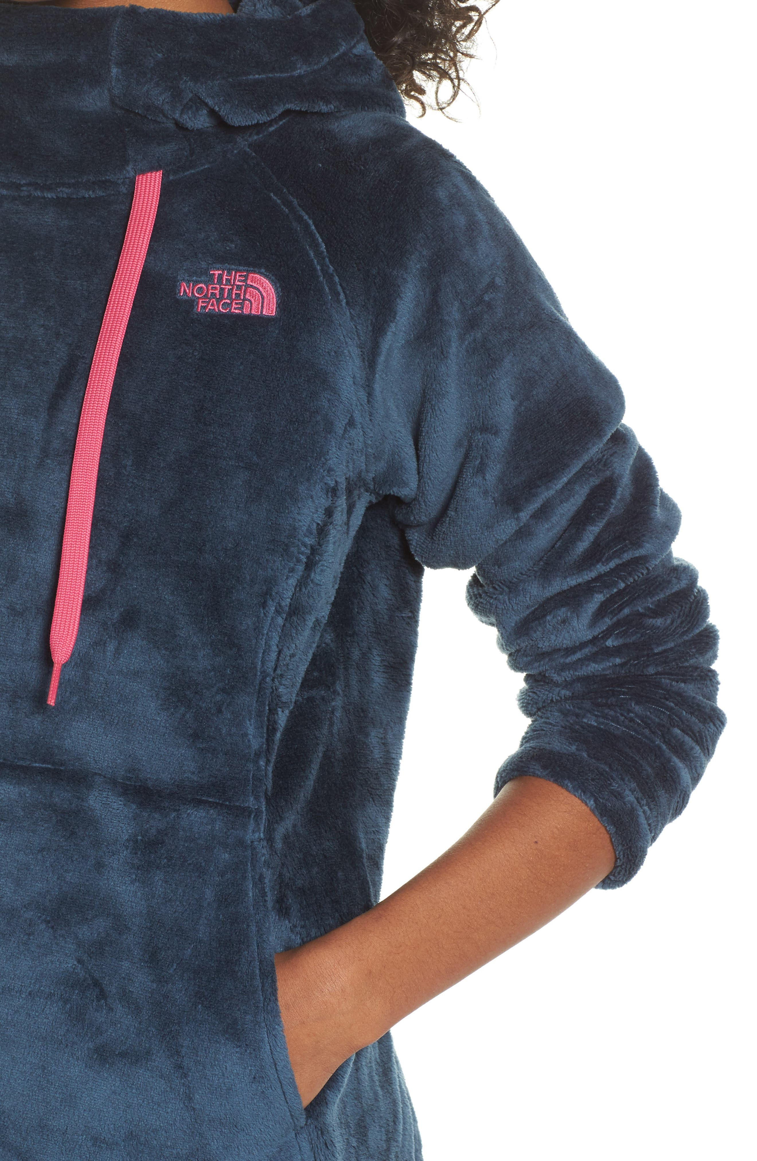 Bellarine Hoodie,                             Alternate thumbnail 4, color,                             Ink Blue