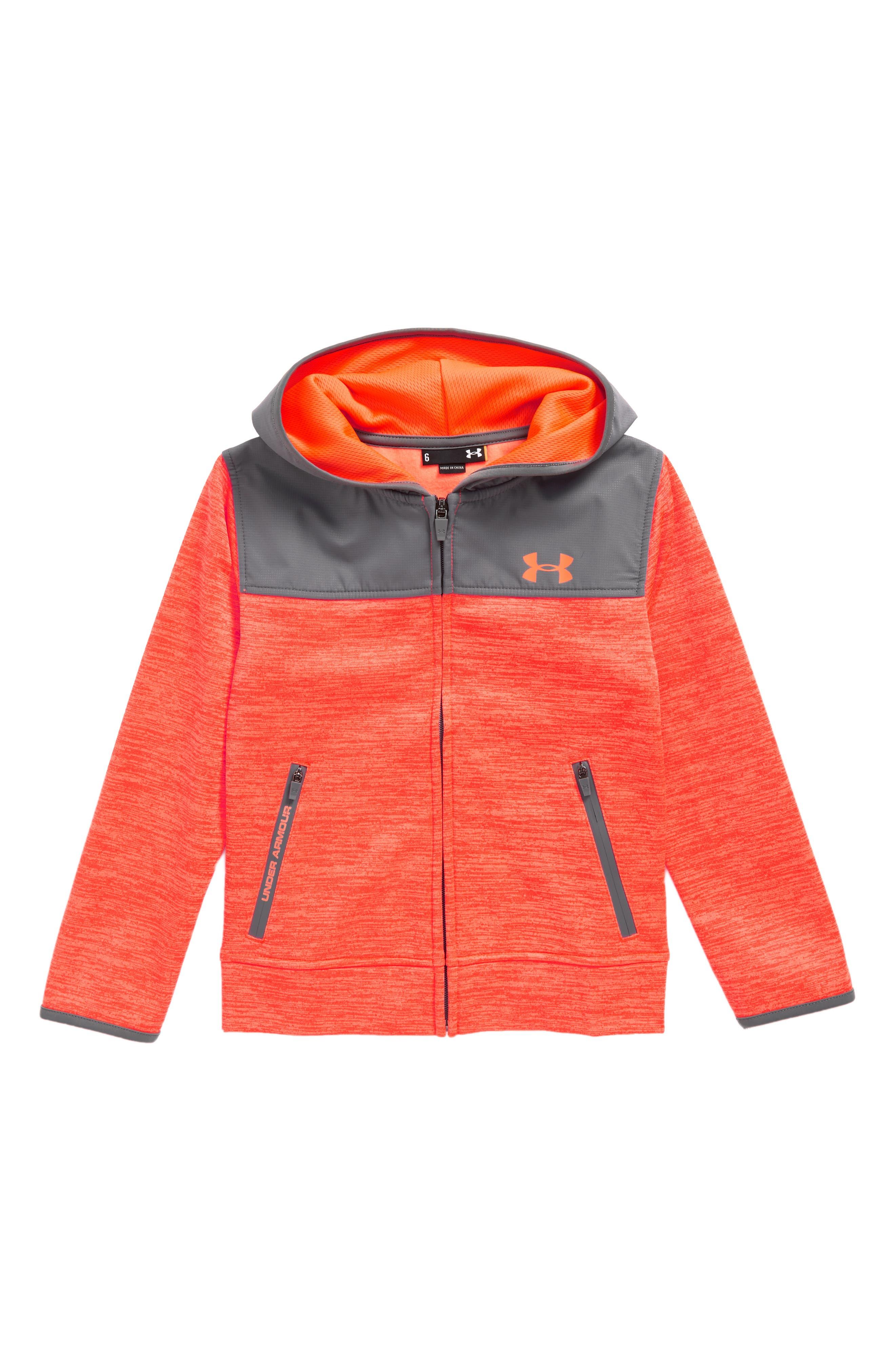 Altitude Hoodie,                         Main,                         color, Magma Orange