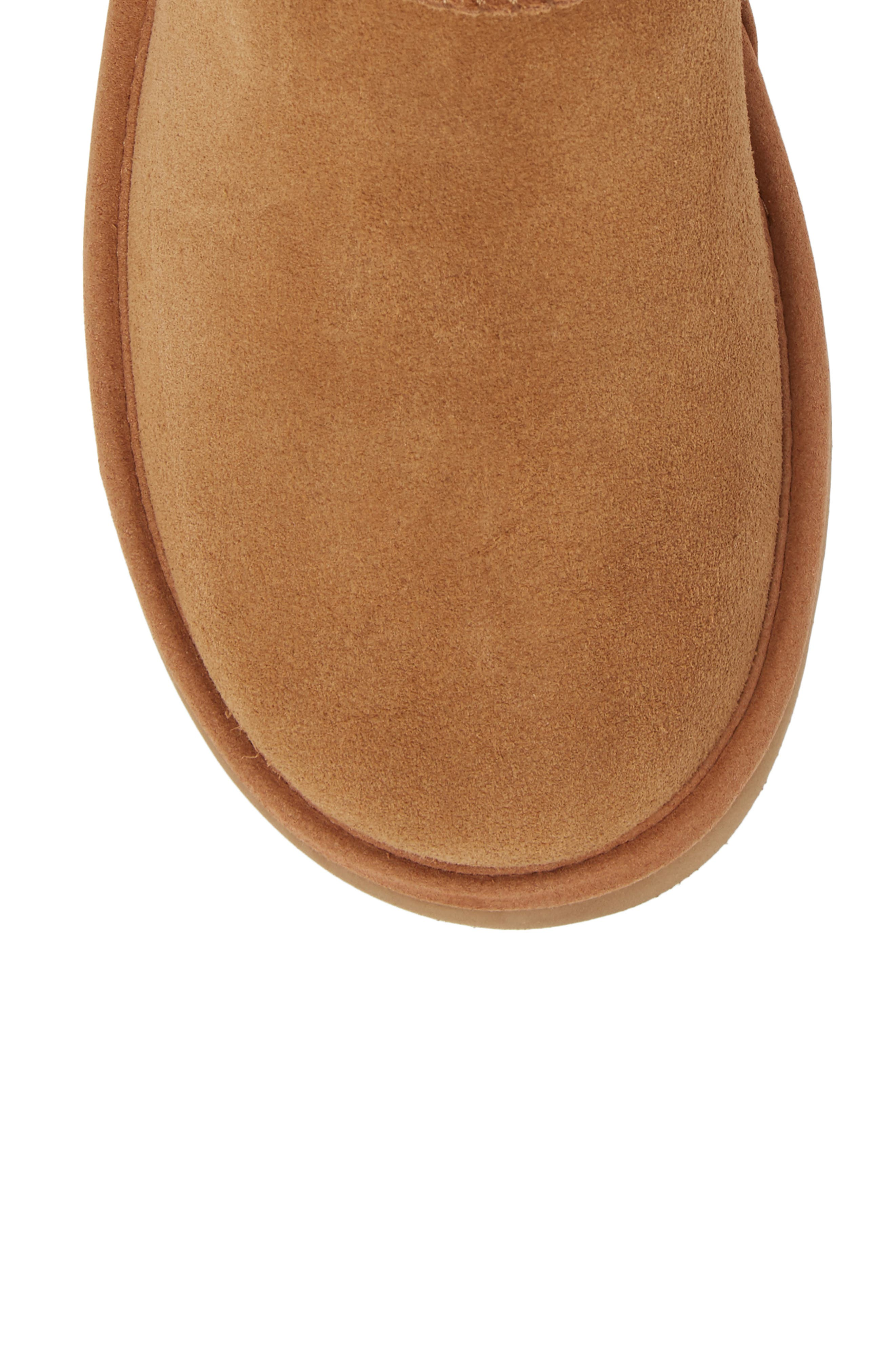Alternate Image 5  - UGG® Classic Short Sunshine Perforated Boot (Women)