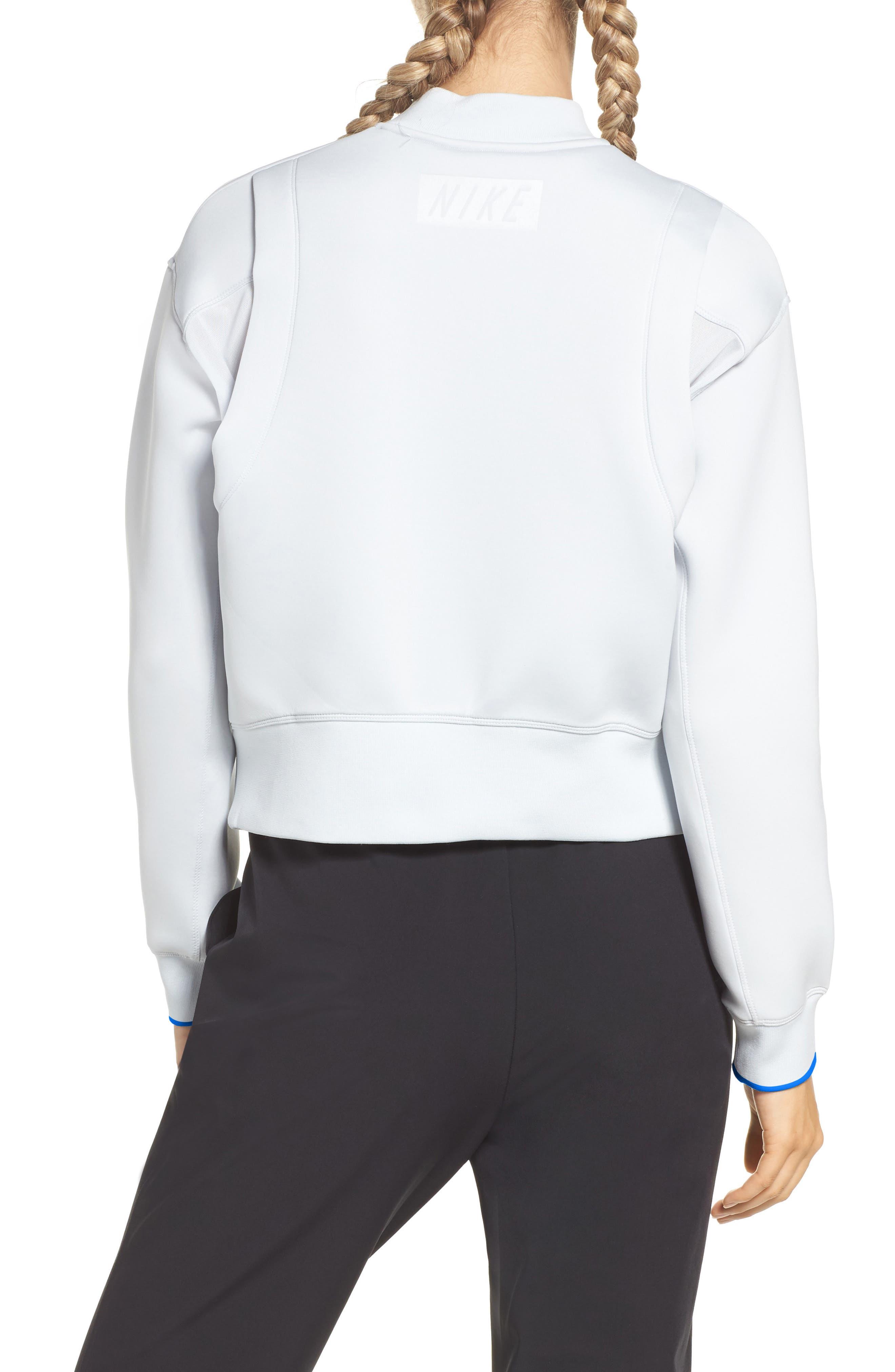 Alternate Image 3  - Nike Therma Sphere Max Training Jacket