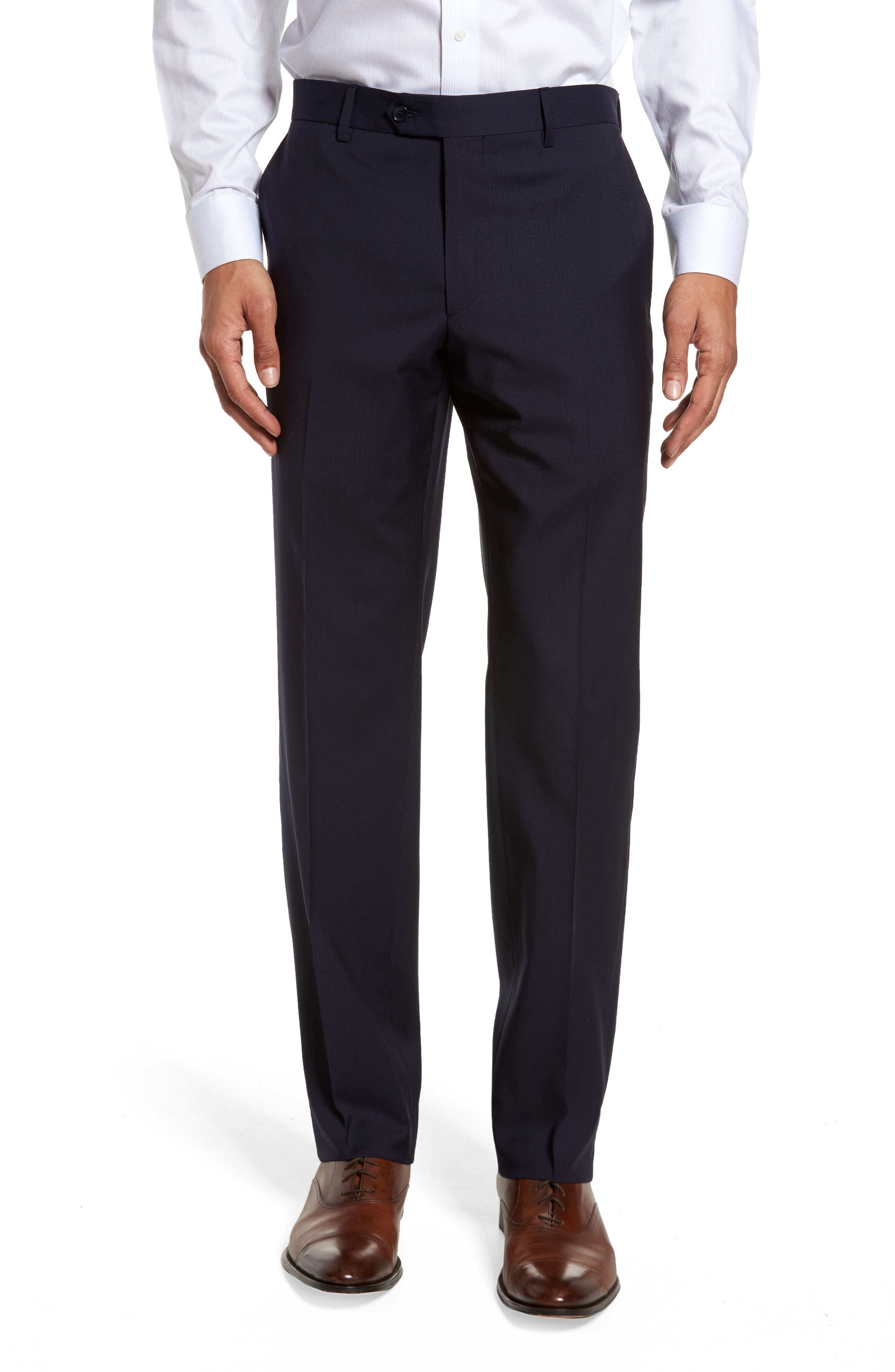 Alternate Image 6  - John W. Nordstrom® Classic Fit Check Suit
