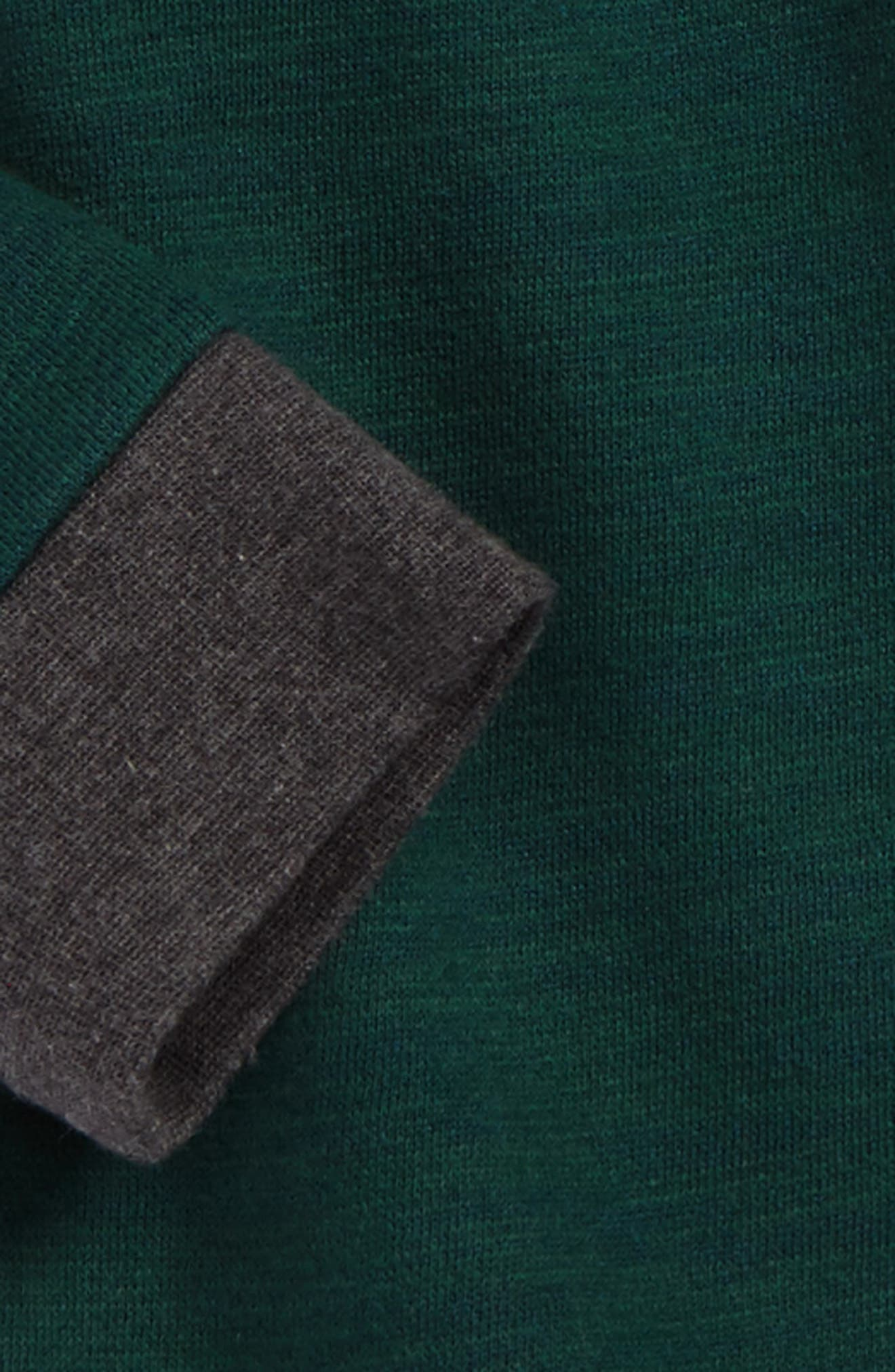 Sammy Henley Top,                             Alternate thumbnail 2, color,                             Green