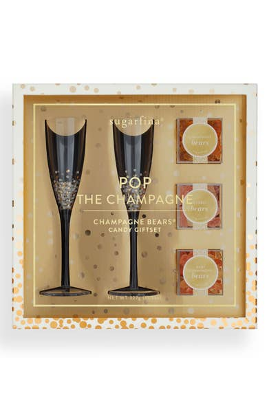 Pop The Champagne Candy Gift Set SUGARFINA