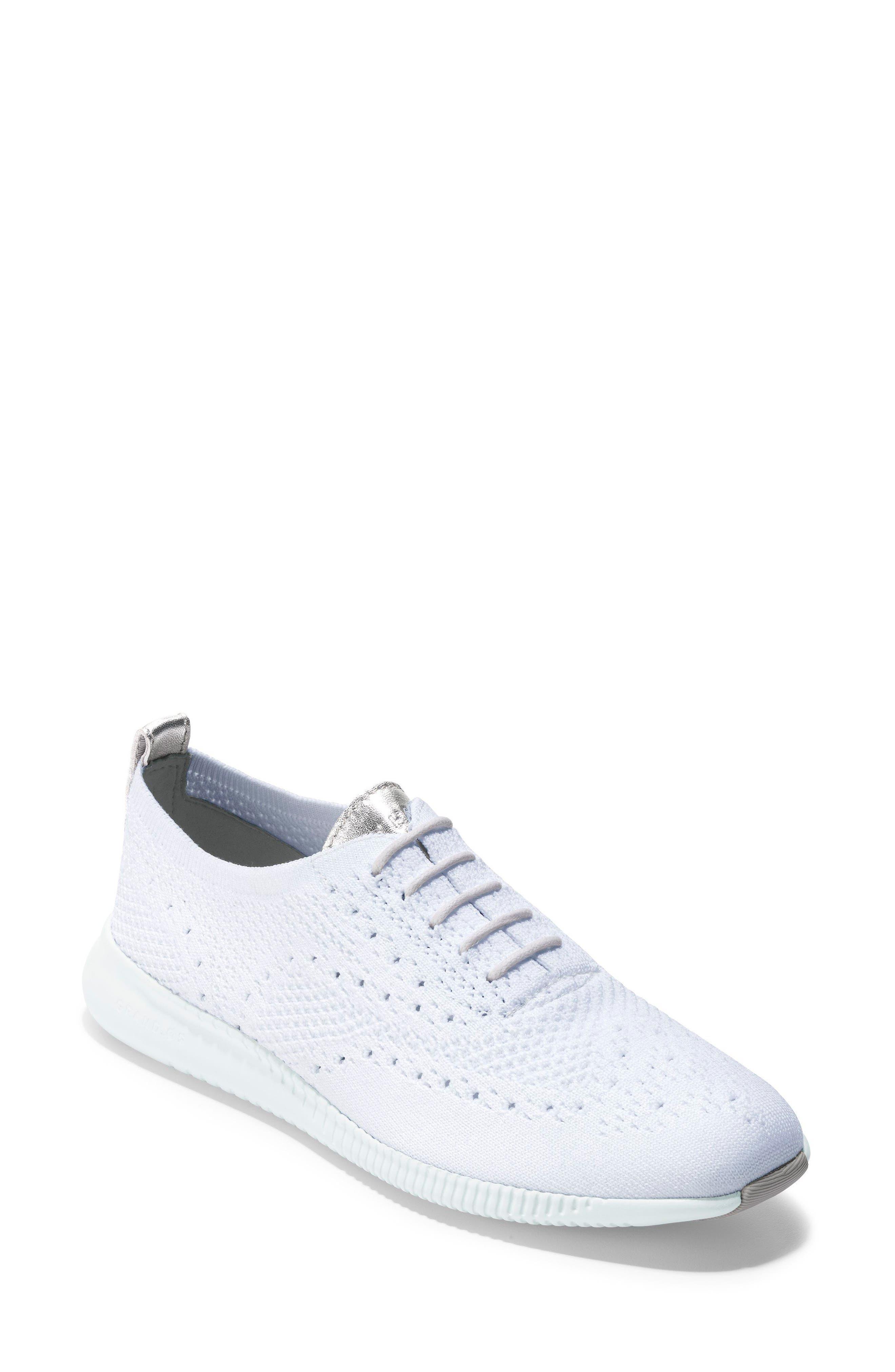 Cole Haan 2.ZERØGRAND Stitchlite Wingtip Sneaker (Women)