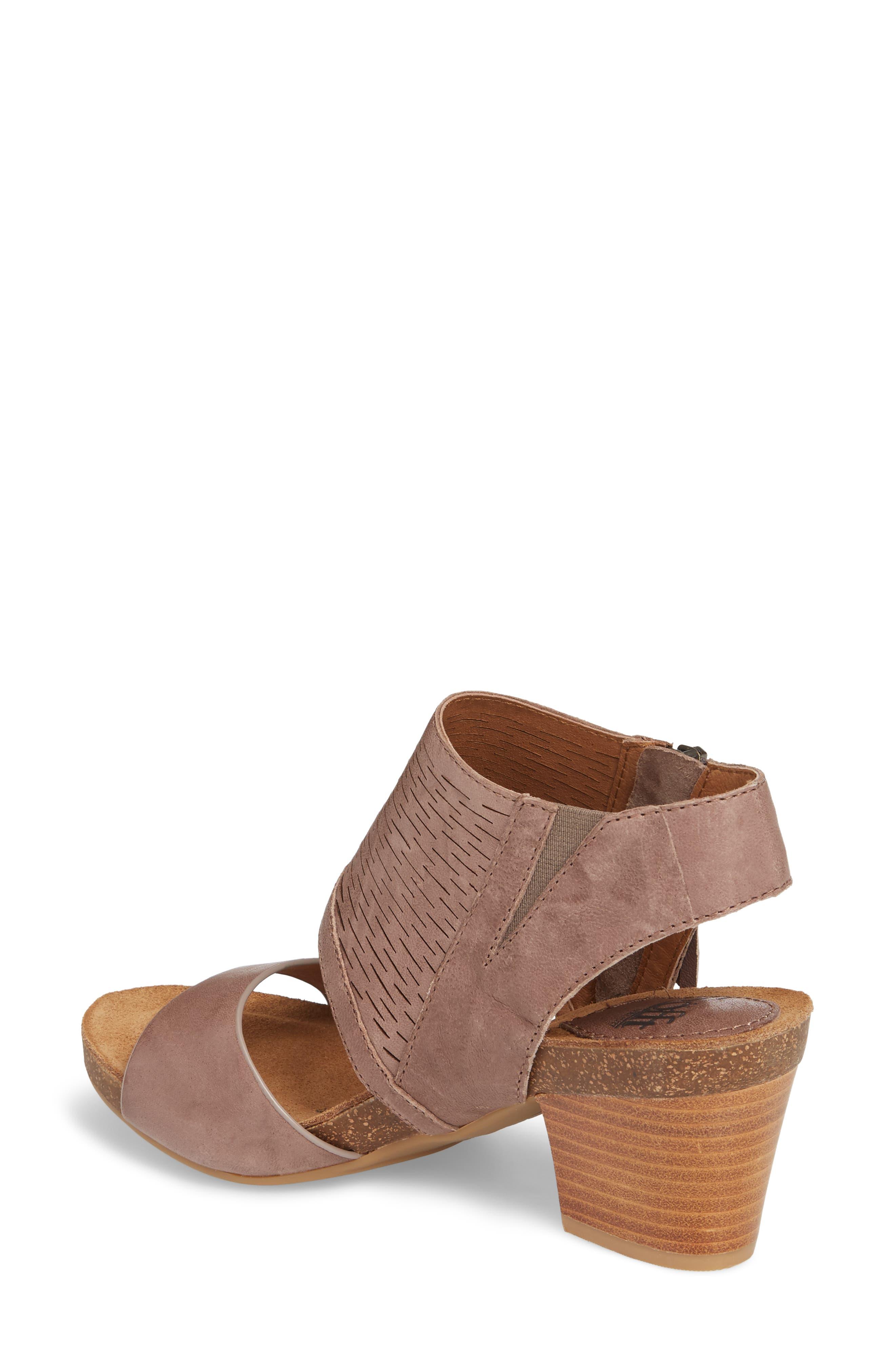 Alternate Image 2  - Söfft Milan Block Heel Sandal (Women)