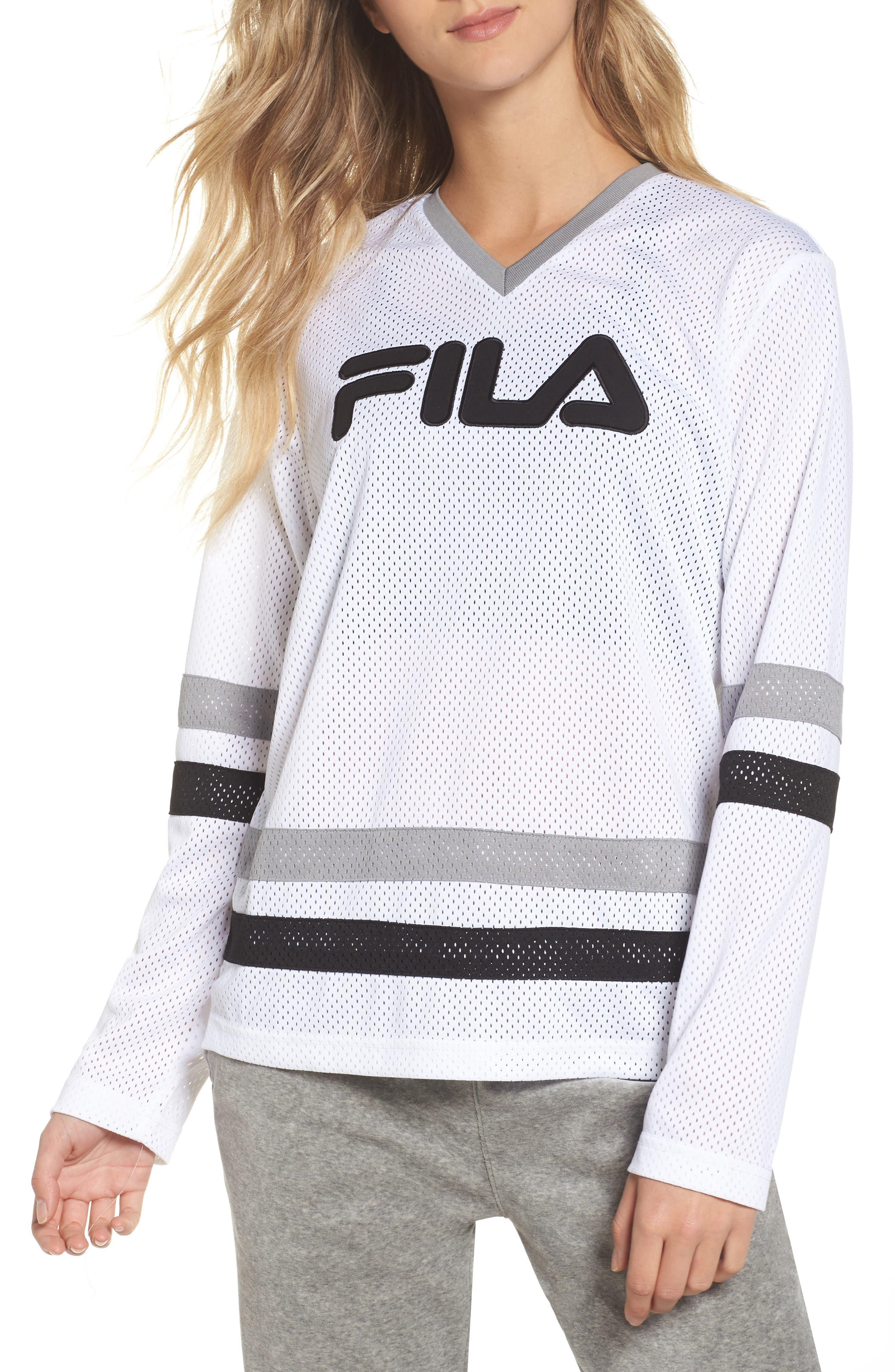 Alternate Image 1 Selected - FILA Tanya Hockey Jersey