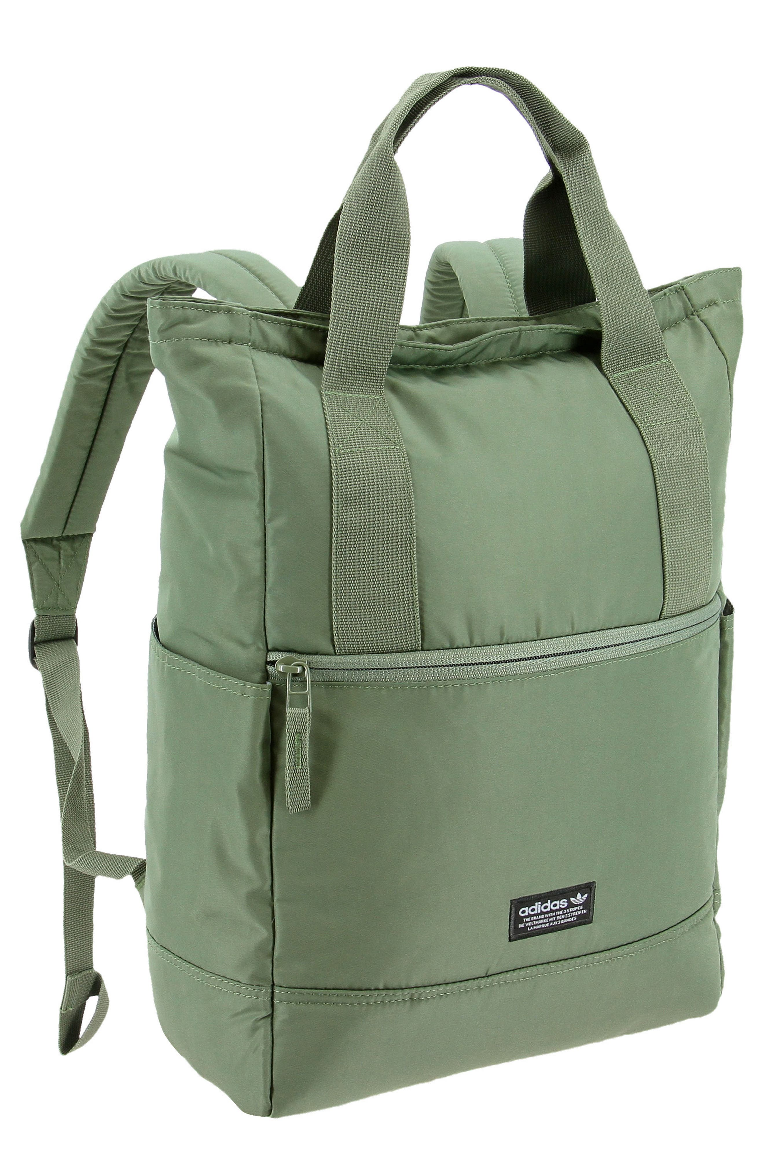 Originals Tote Pack II Backpack,                             Main thumbnail 1, color,                             Dark Green
