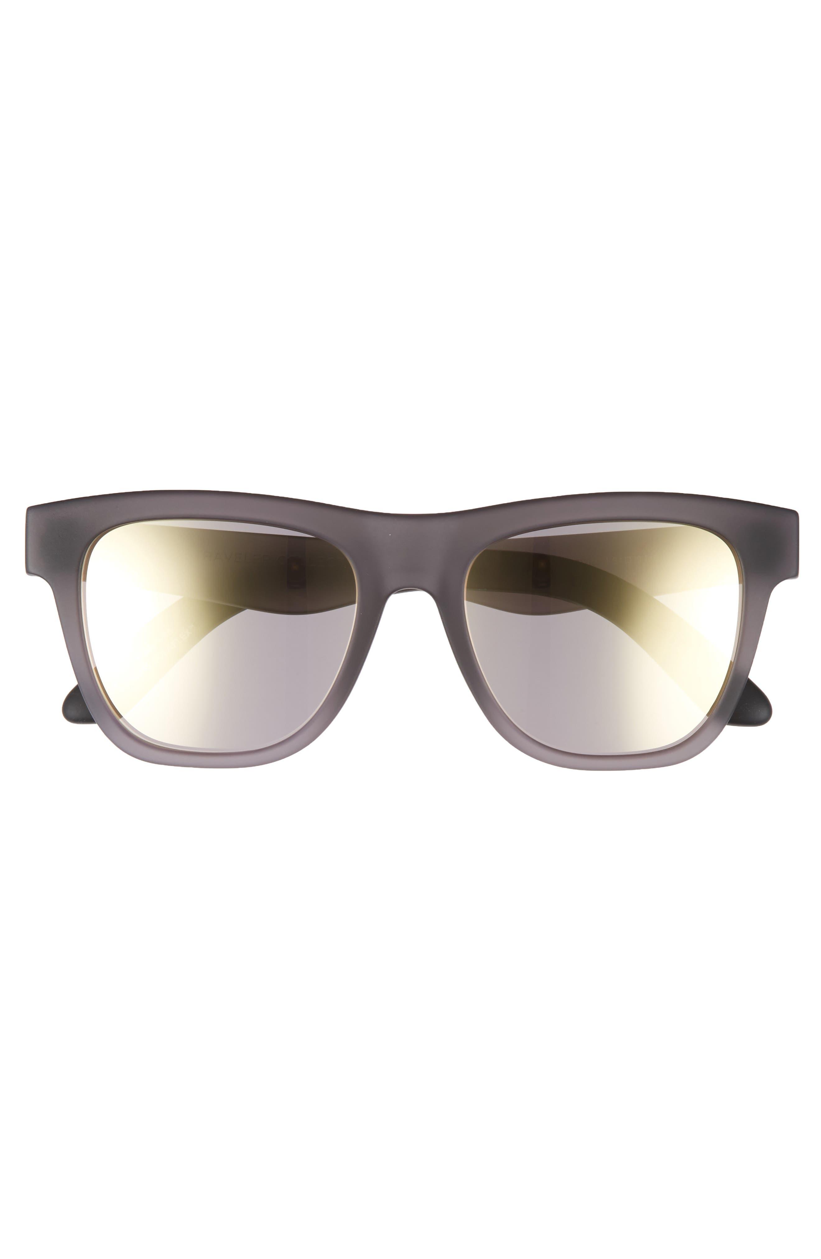 Dalston 54mm Sunglasses,                             Alternate thumbnail 2, color,                             Pewter