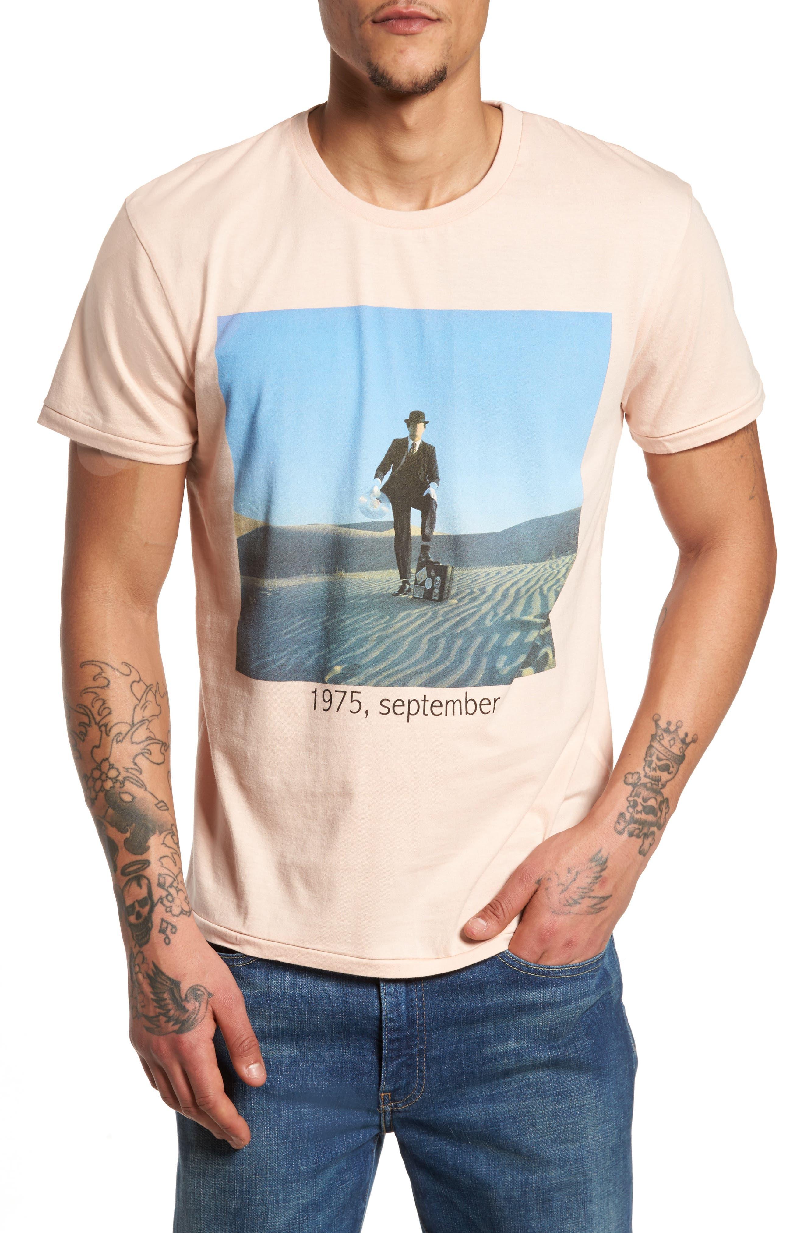 Alternate Image 1 Selected - ELEVENPARIS Pink Floyd T-Shirt
