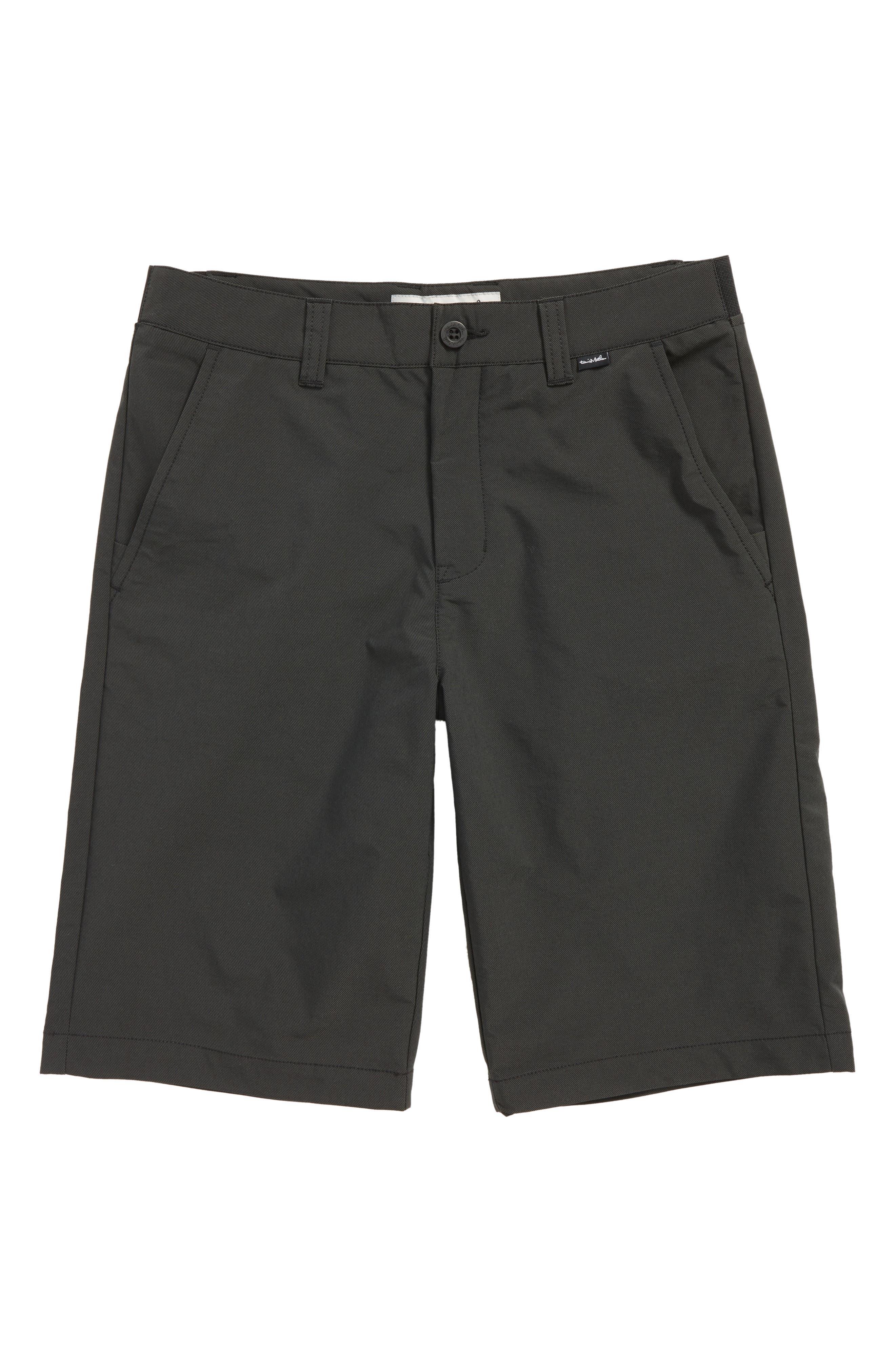 Hef Flex Shorts,                             Main thumbnail 1, color,                             Black