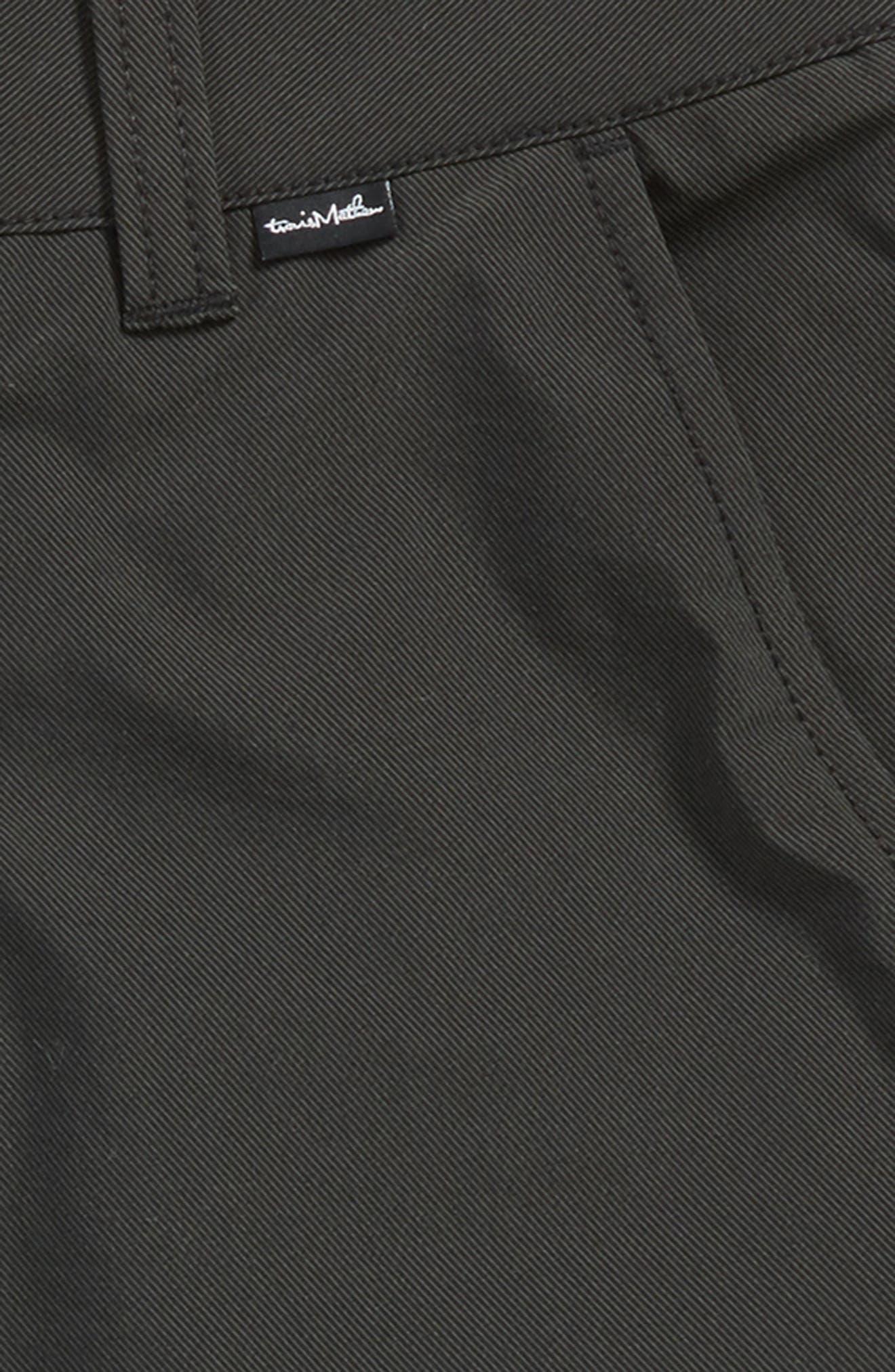 Hef Flex Shorts,                             Alternate thumbnail 2, color,                             Black