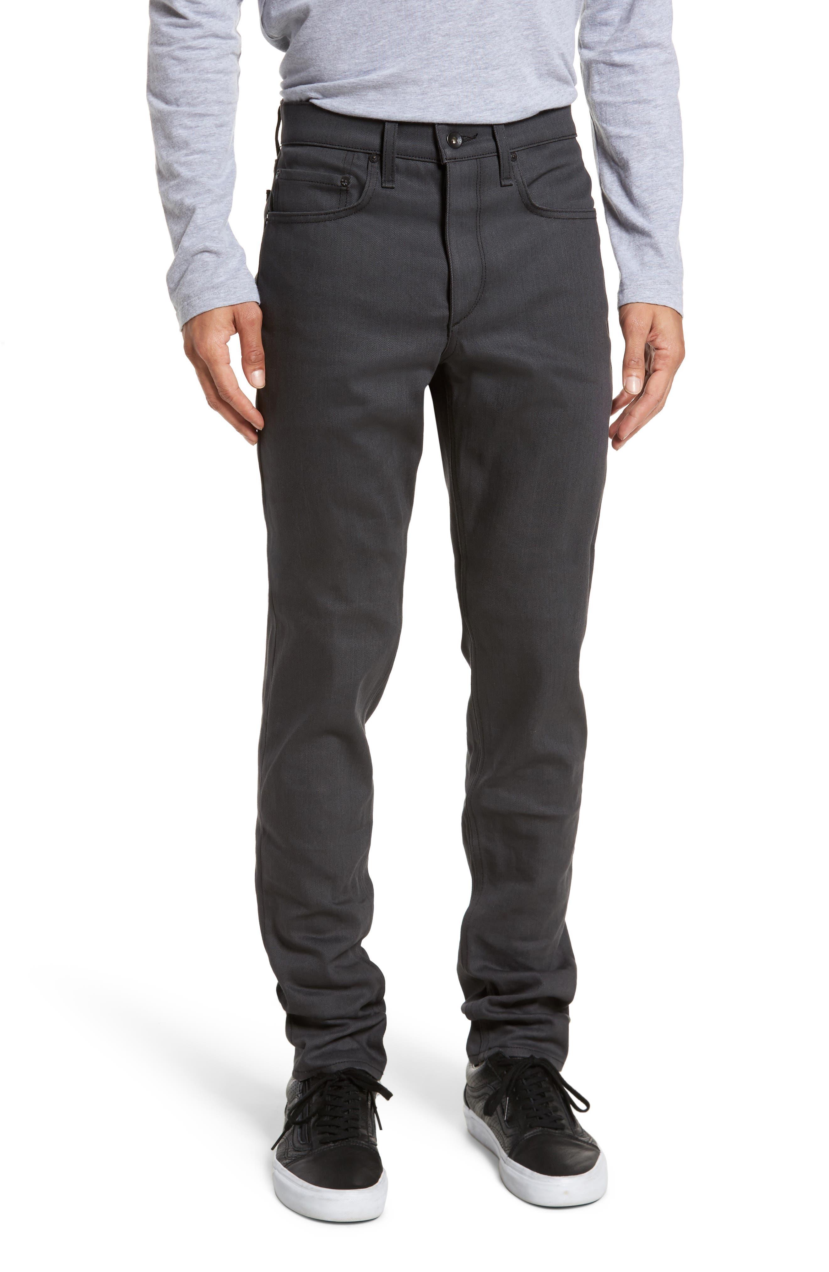 rag & bone Fit 1 Skinny Fit Jeans (Rocky)