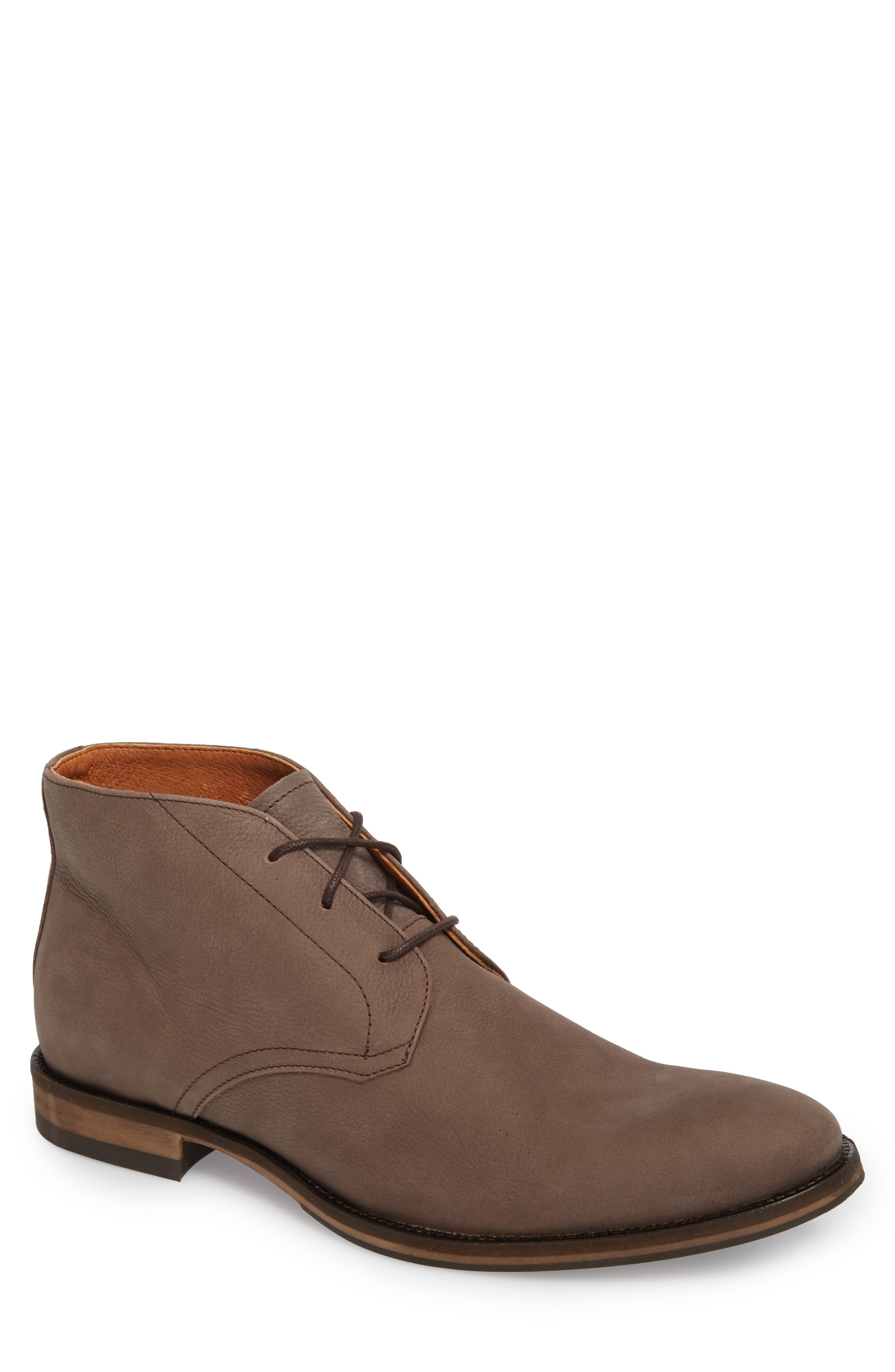 Barber Road Chukka Boot,                         Main,                         color, Tobacco Leather