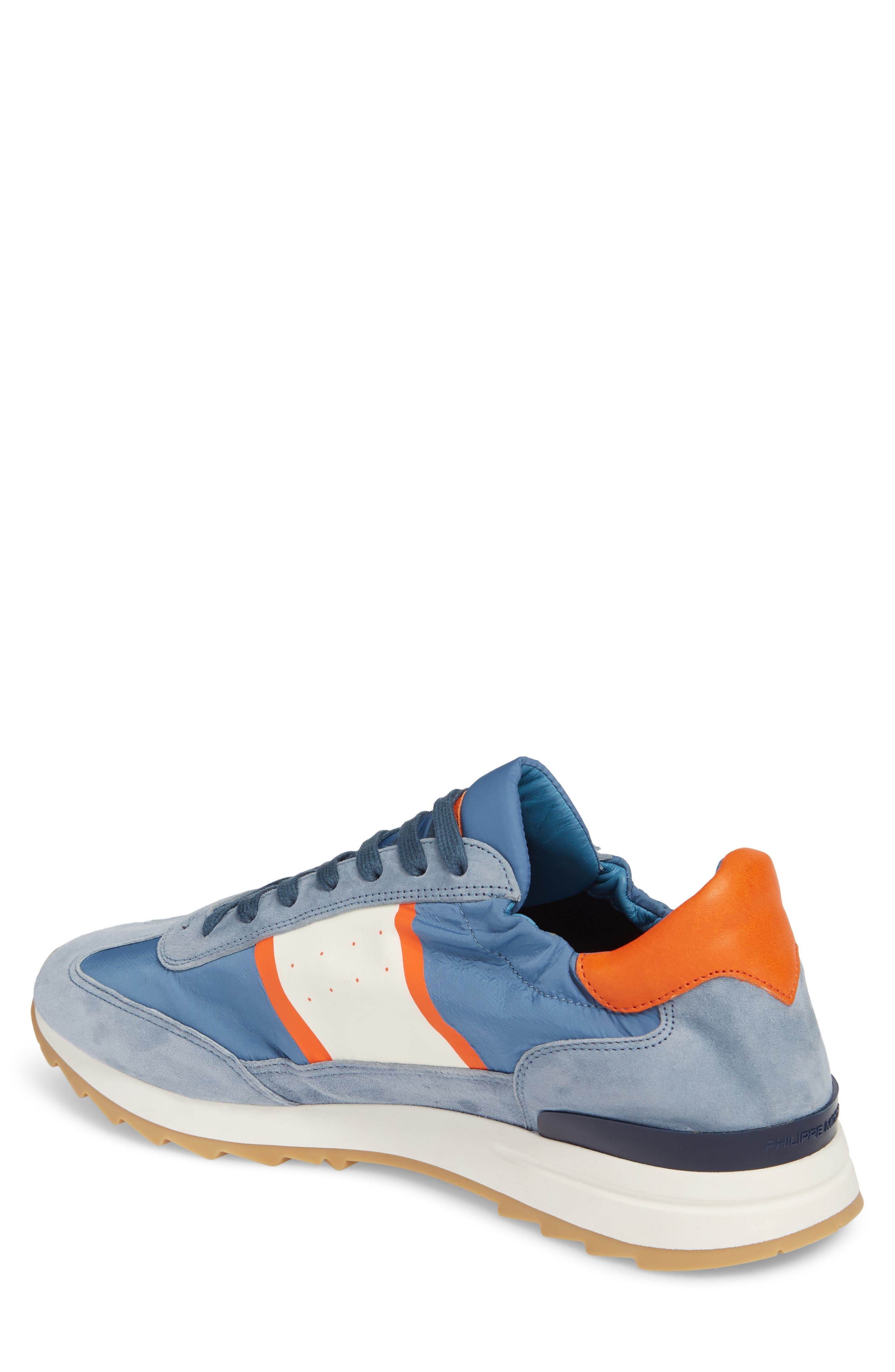 Toujours Sneaker,                             Alternate thumbnail 2, color,                             Blue/ White