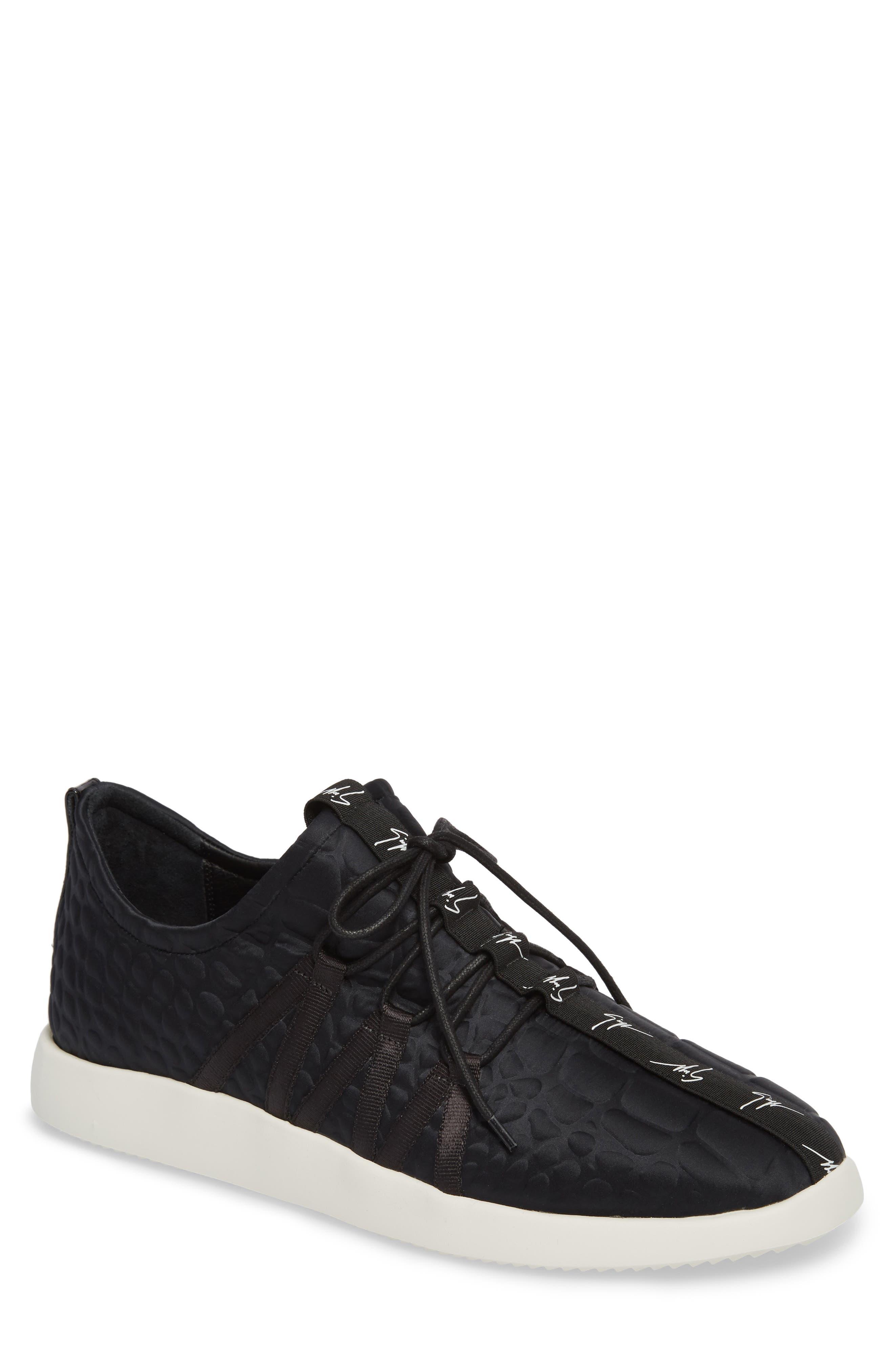 Sneaker,                             Main thumbnail 1, color,                             Black