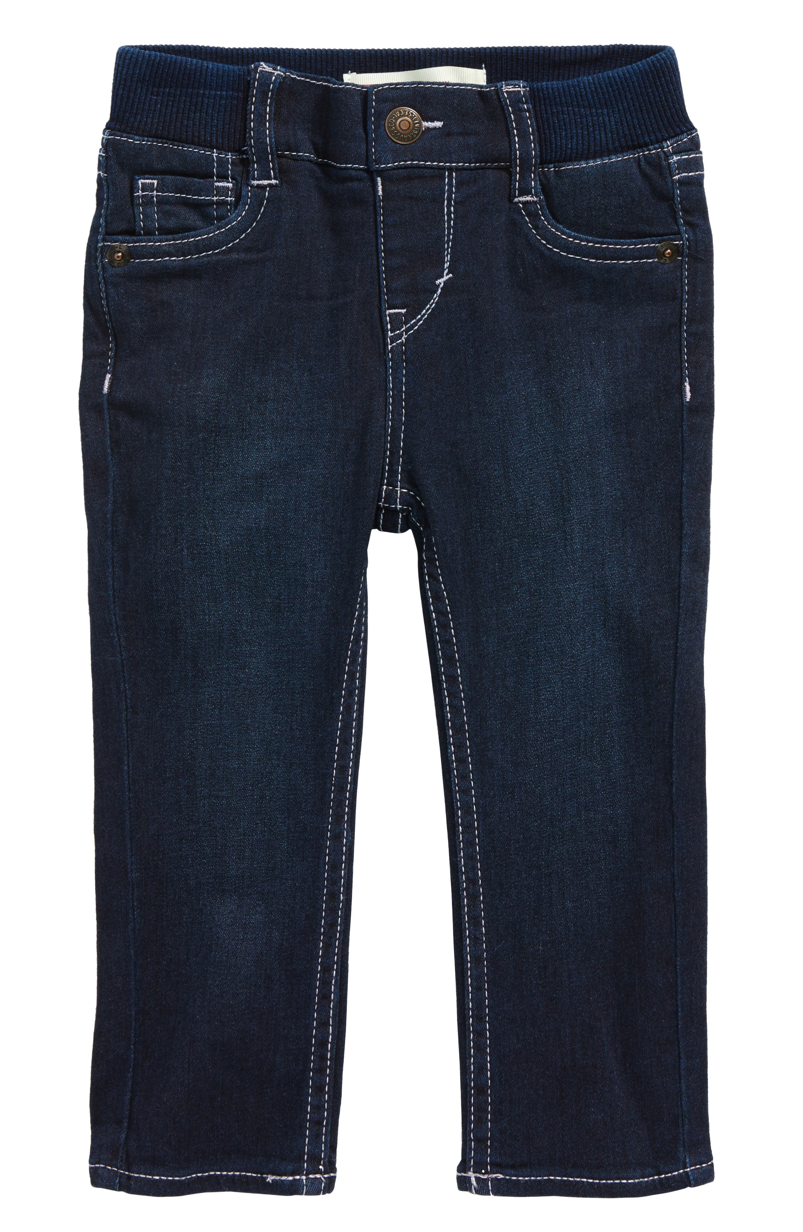 Main Image - Levi's® Skinny Jeans (Baby Girls)