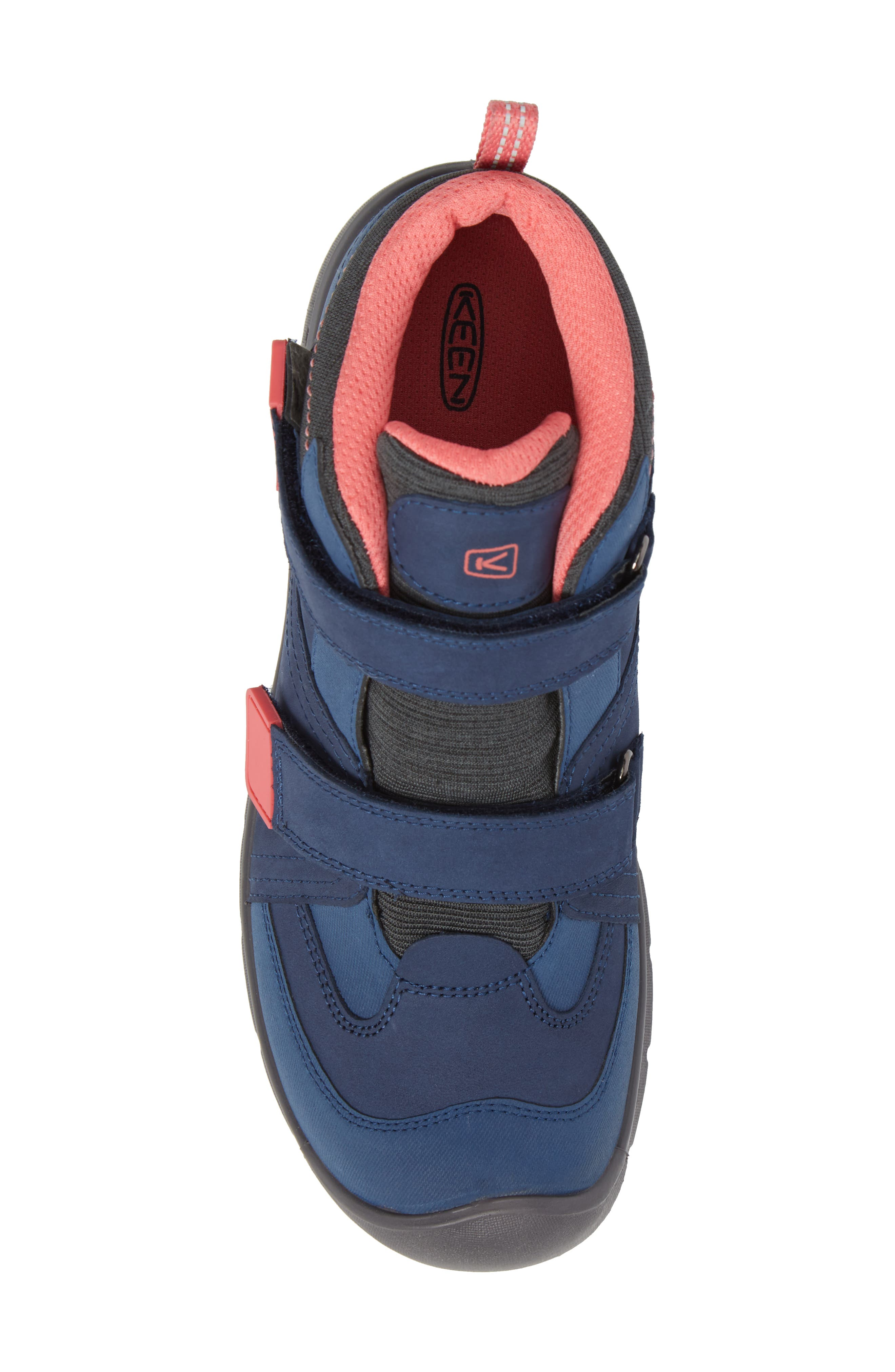 Alternate Image 5  - Keen Hikeport Strap Waterproof Mid Boot (Toddler, Little Kid & Big Kid)