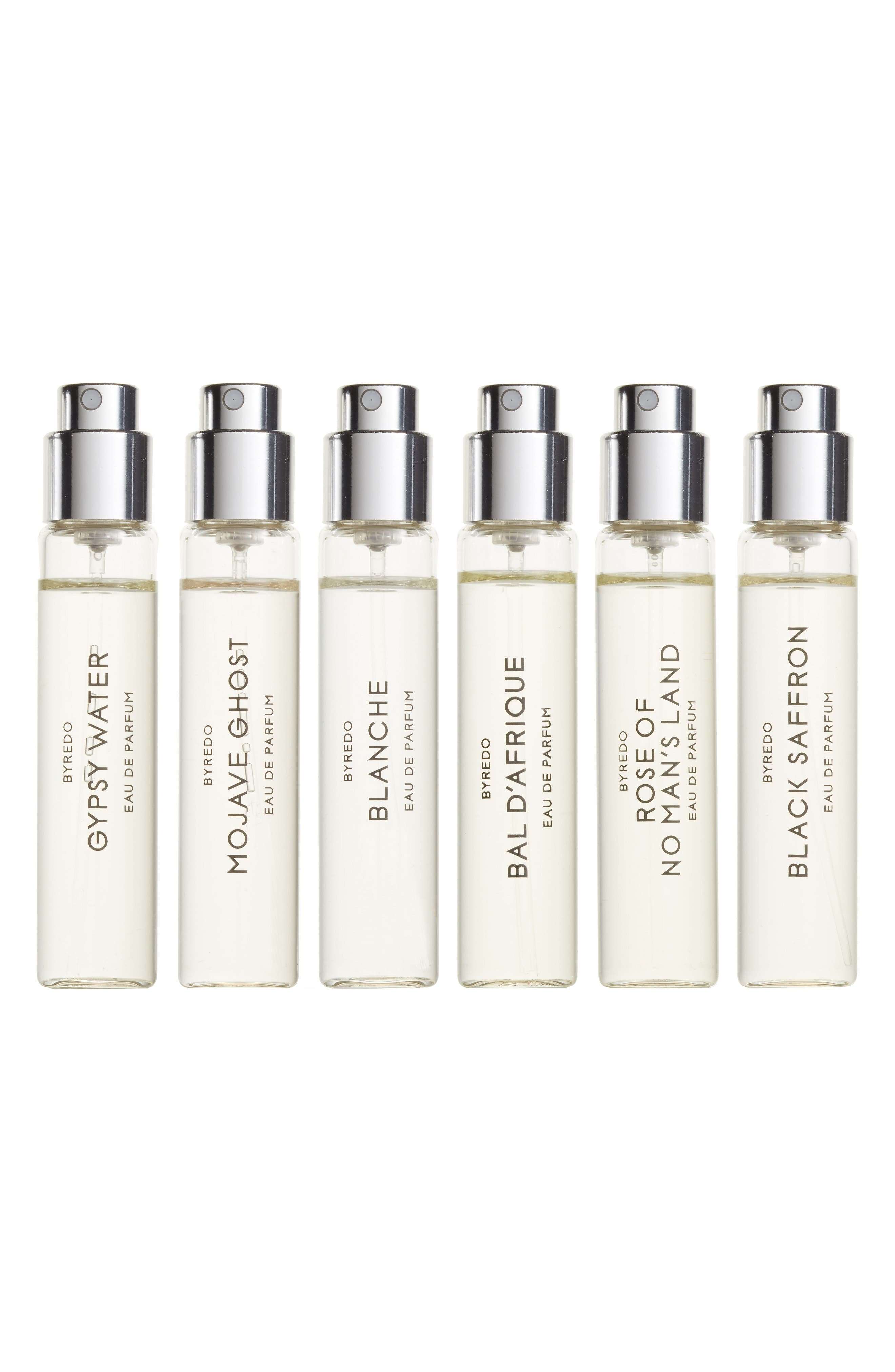 Main Image - BYREDO La Sélection 6-Piece Fragrance Set