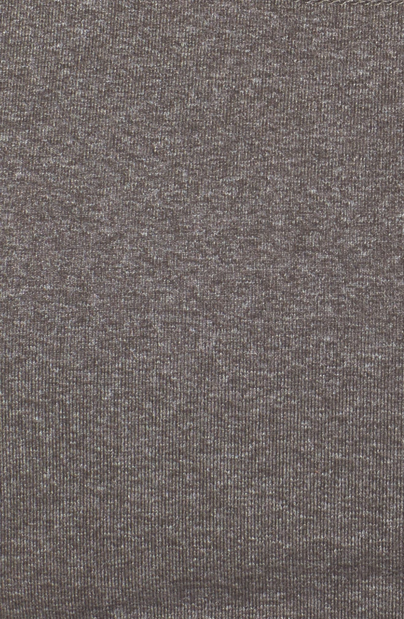 FP Movement Vision Strappy Bra,                             Alternate thumbnail 6, color,                             Light Grey